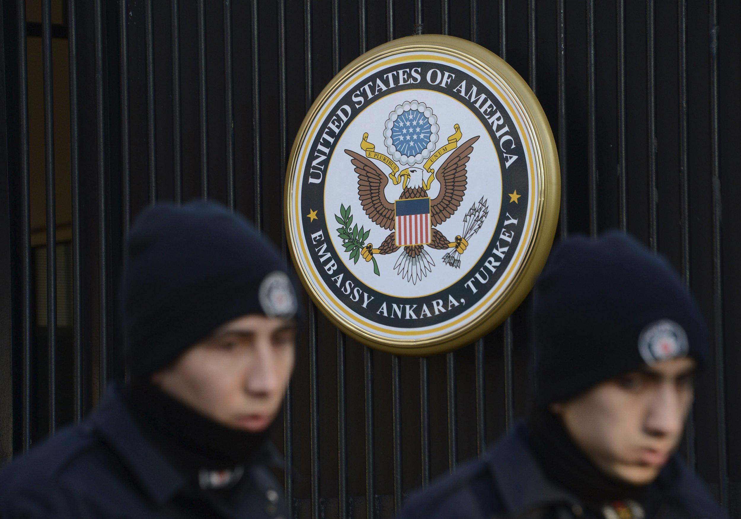 US Embassy Turkey