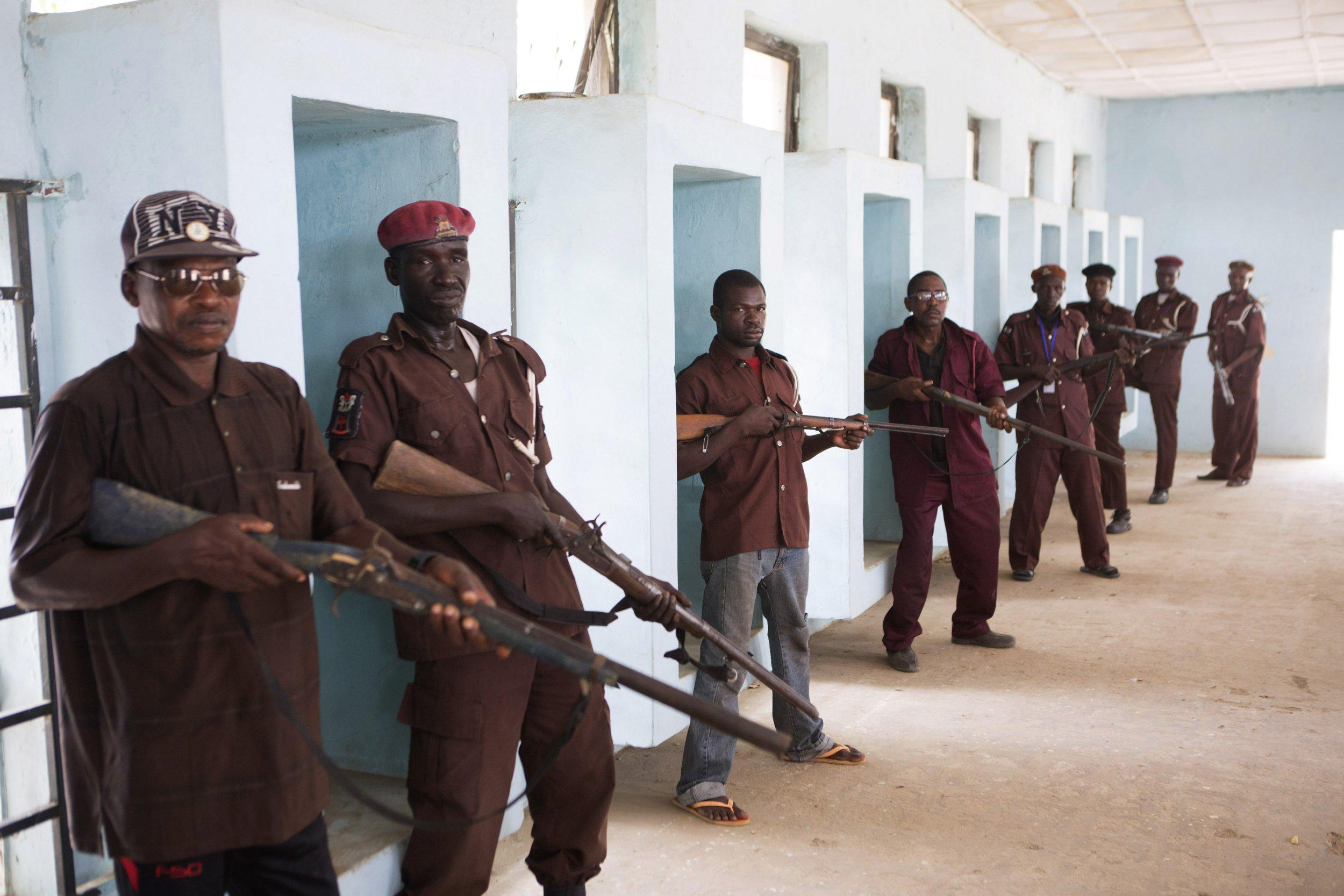 Nigeria hunters