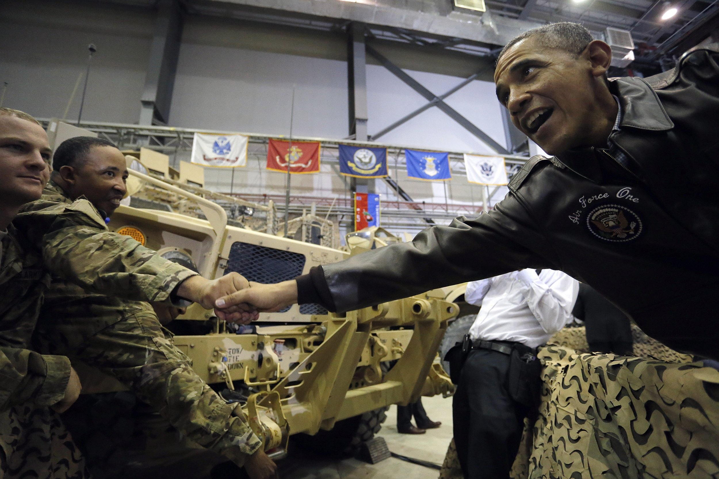 Barack Obama in Afghanistan