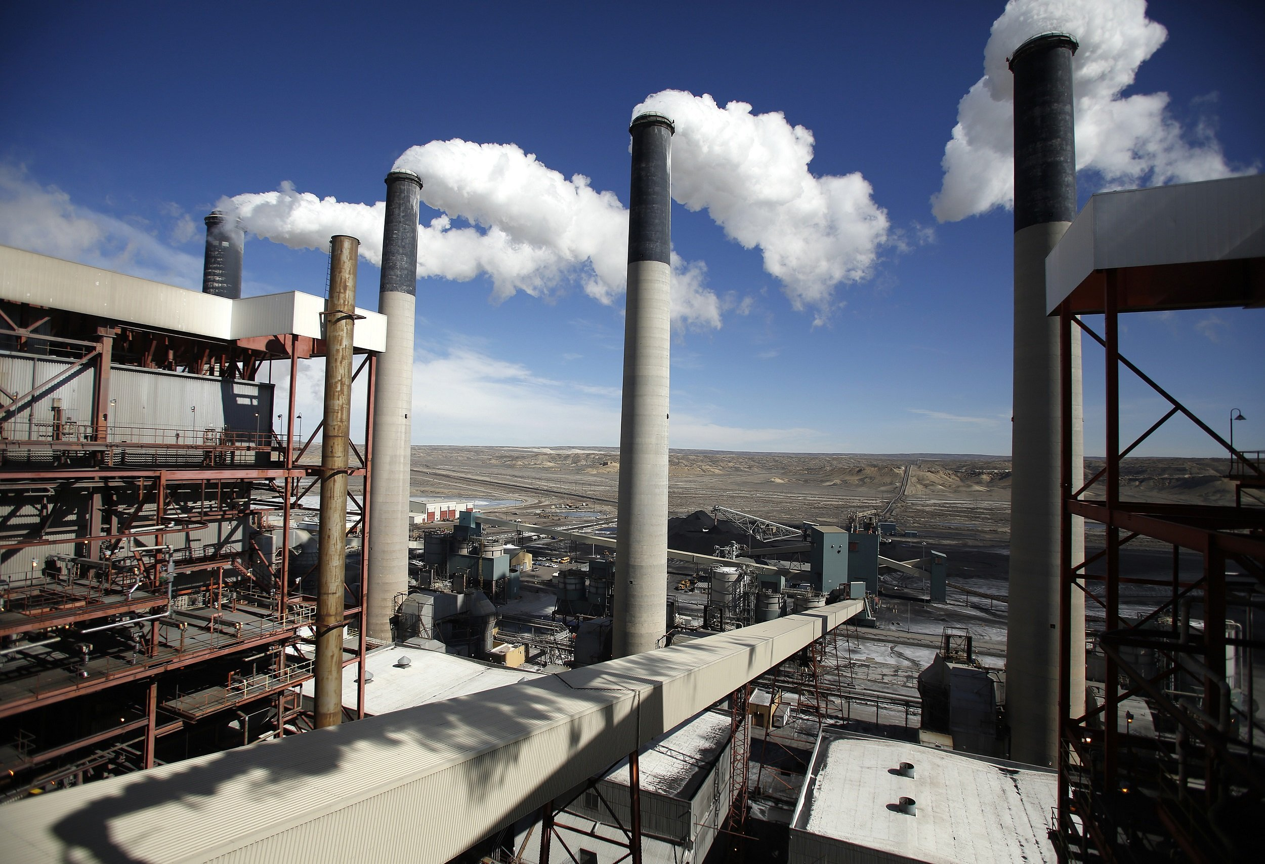 global warming coal plant epa