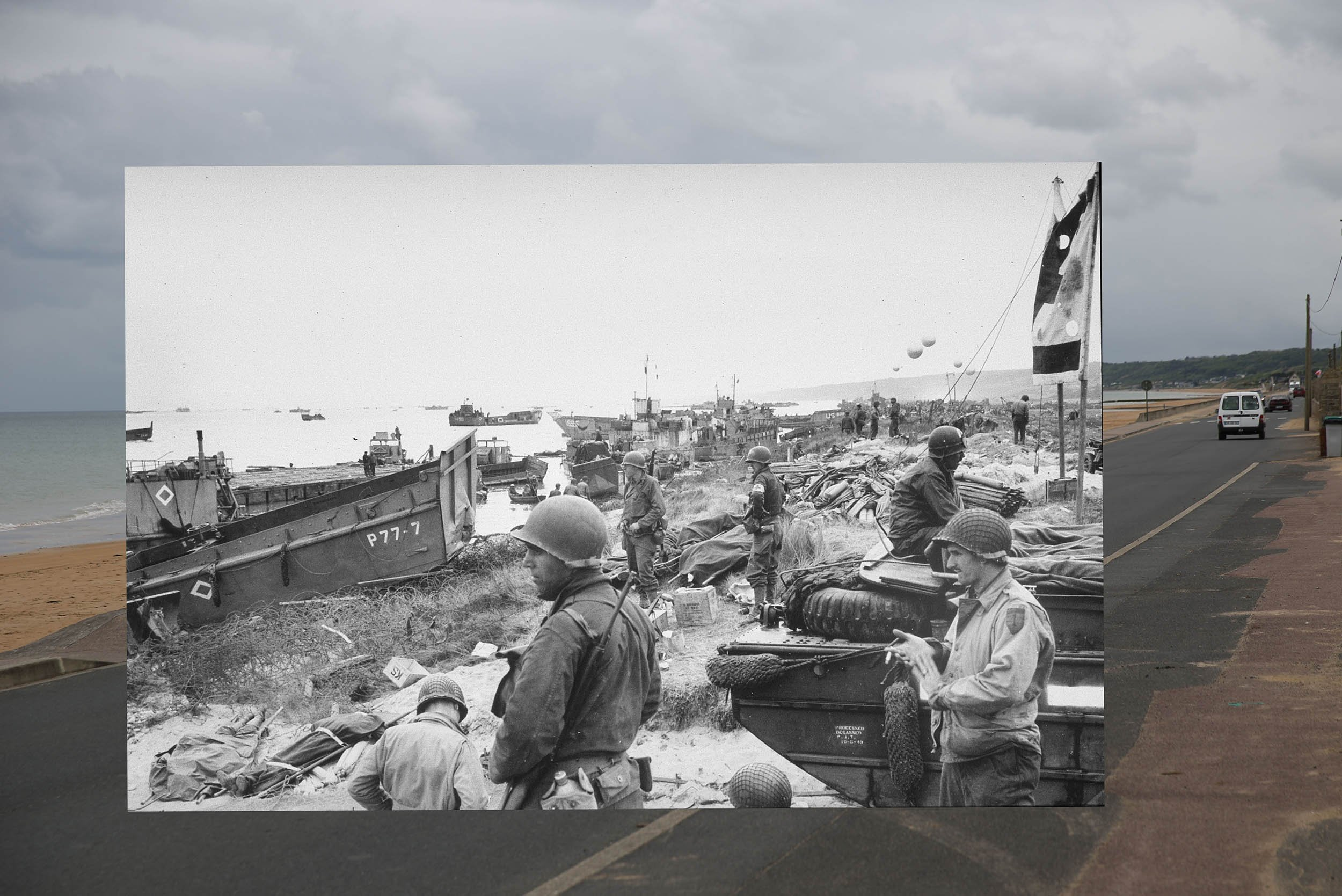 the juno beach invasion essay