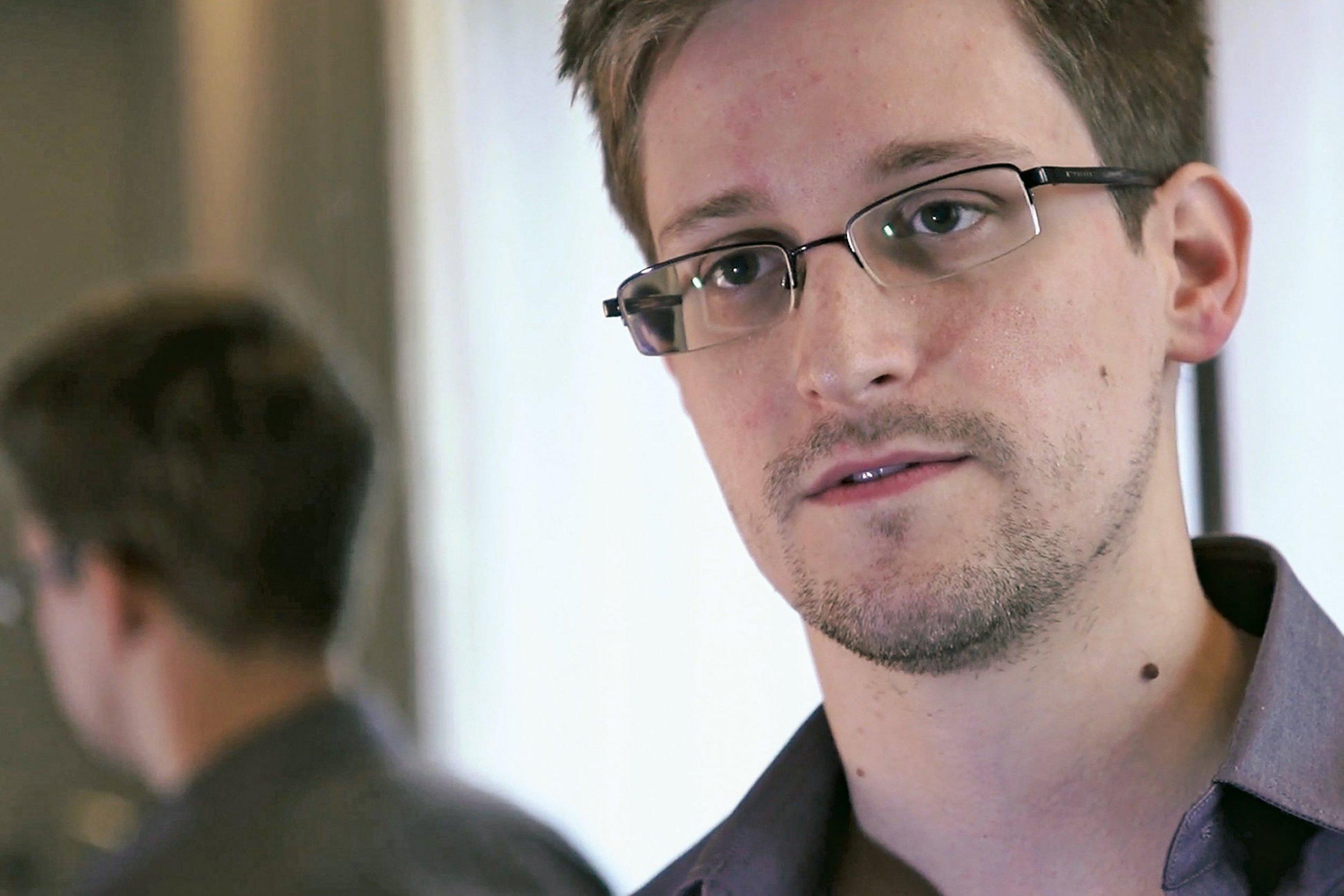 Newsmaker Snowden