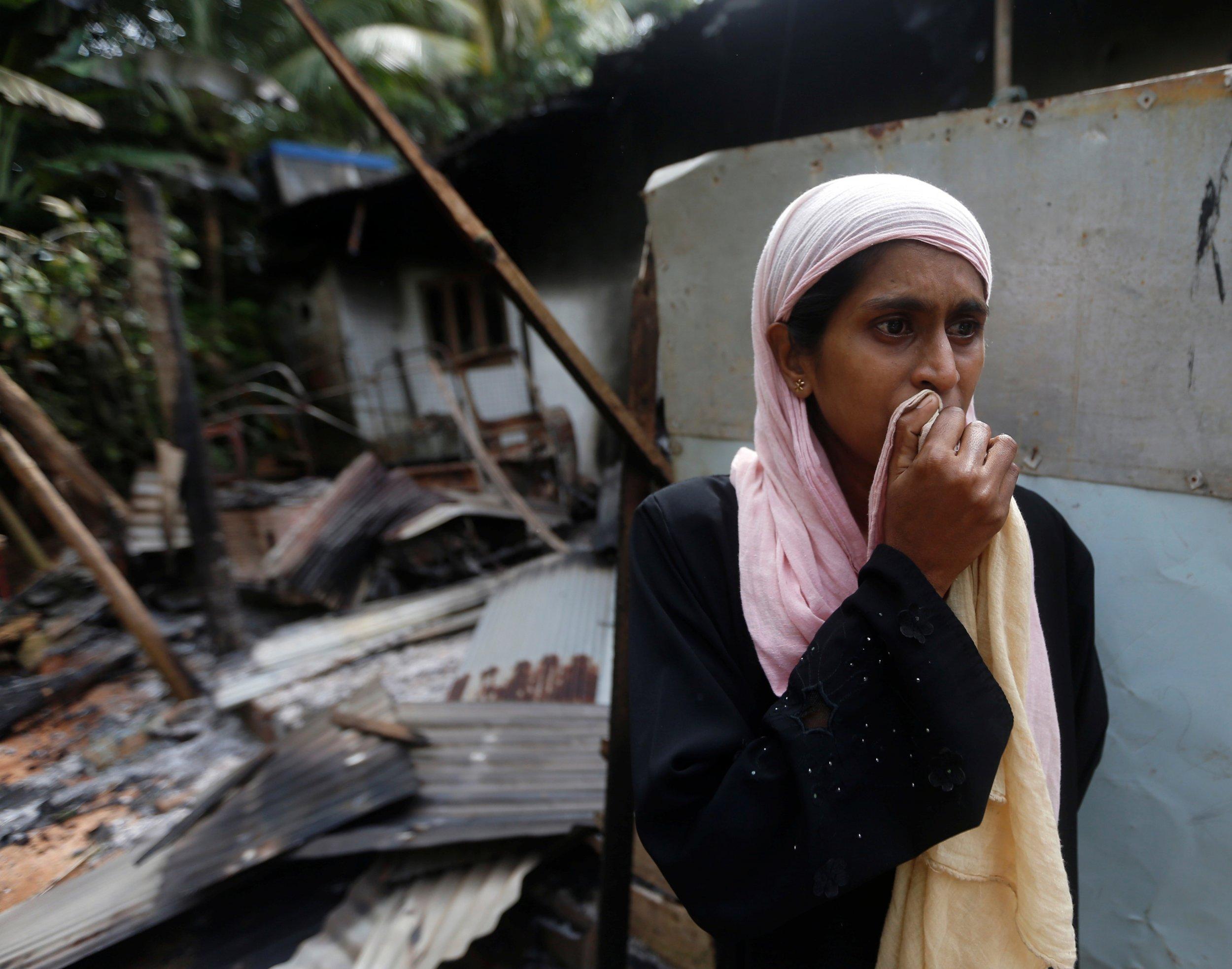 Sri Lanka clashes