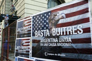 Argentina bonds