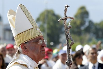 Pope Francis in Italy