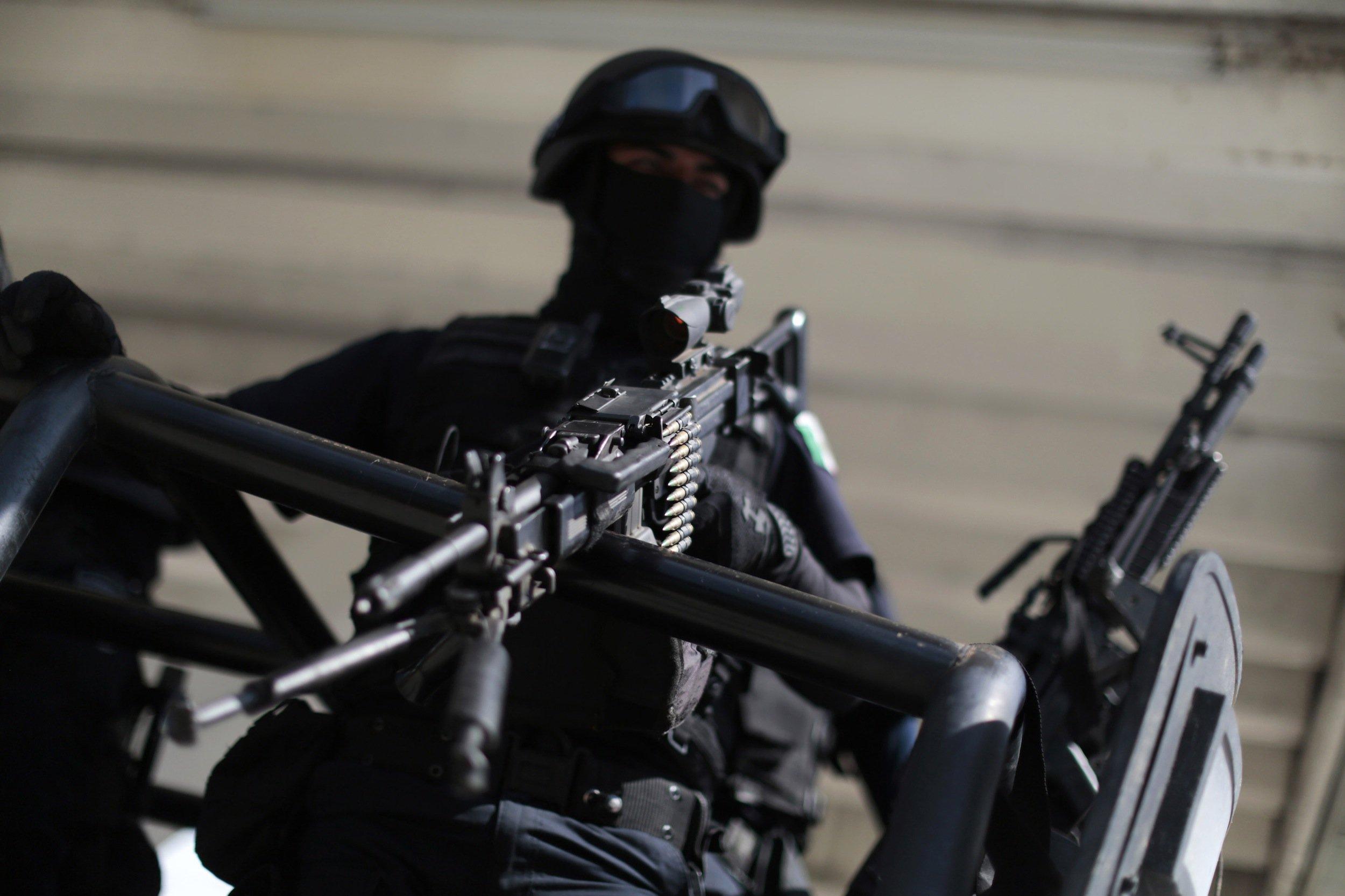 Leader of Tijuana Drug Cartel Captured in Northern Mexico