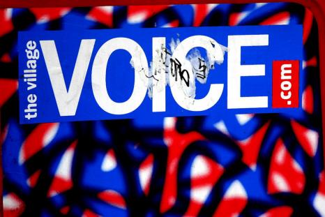 Village Voice logo