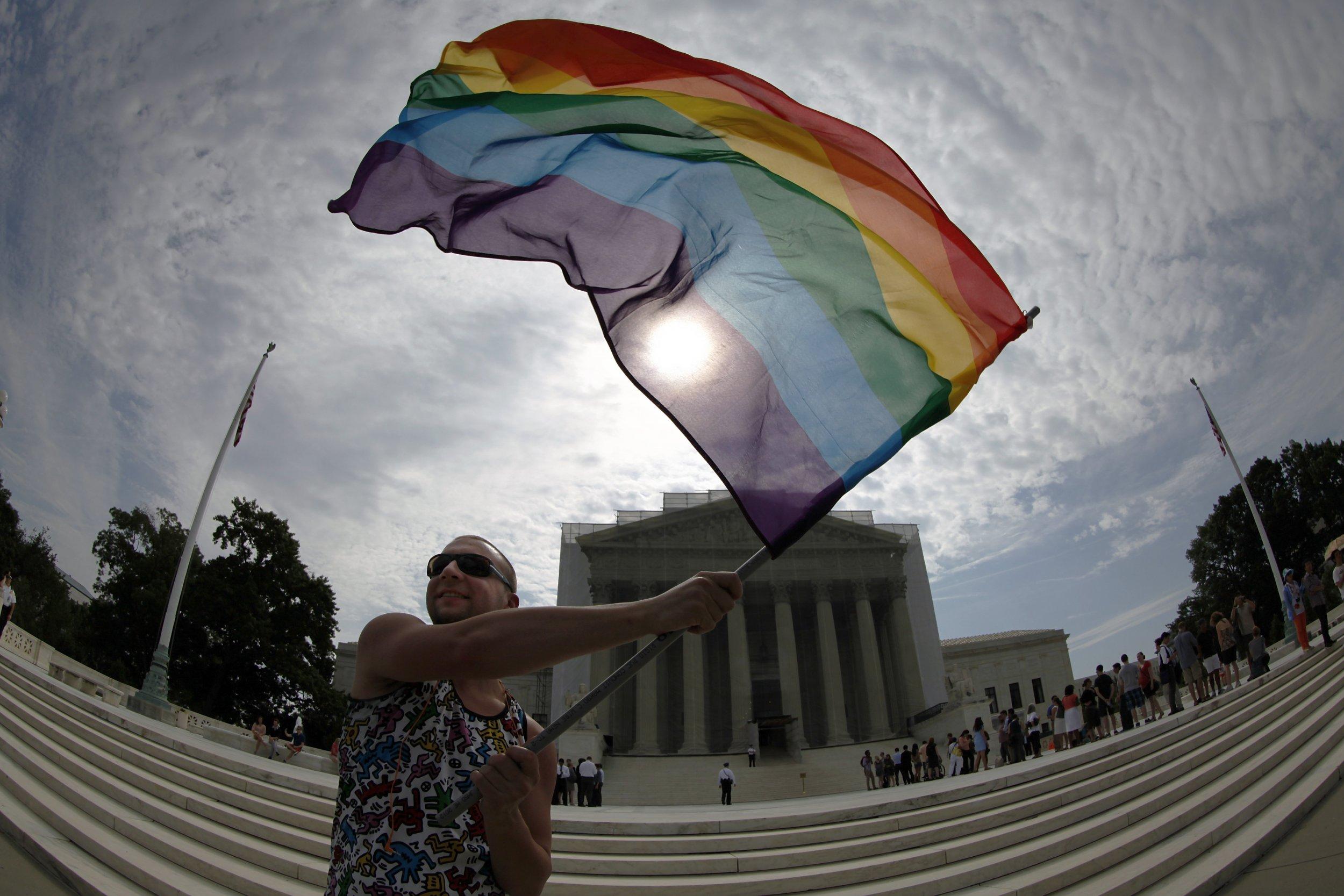 Gay Marriage Bans 121