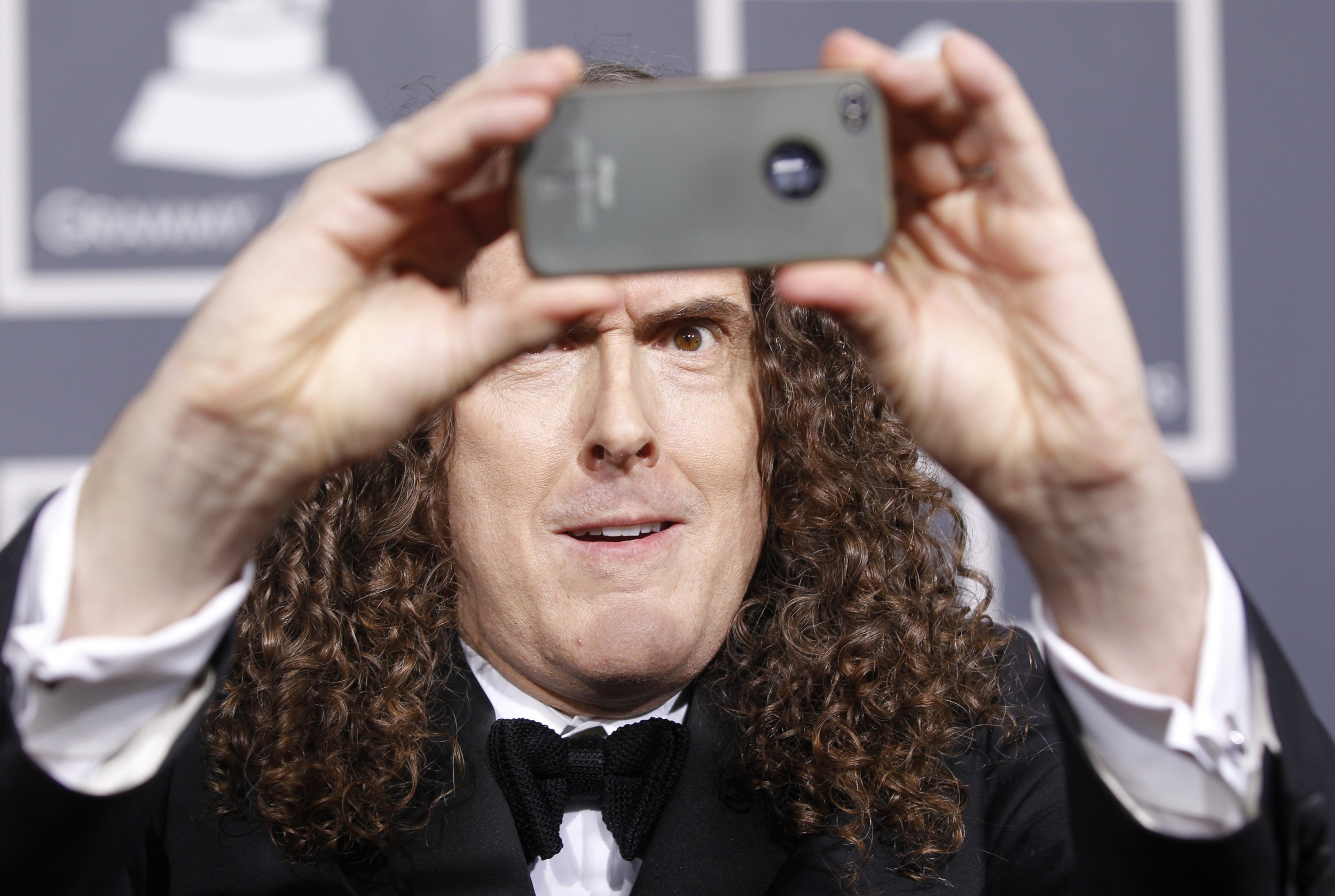 Weird Al at the Grammys