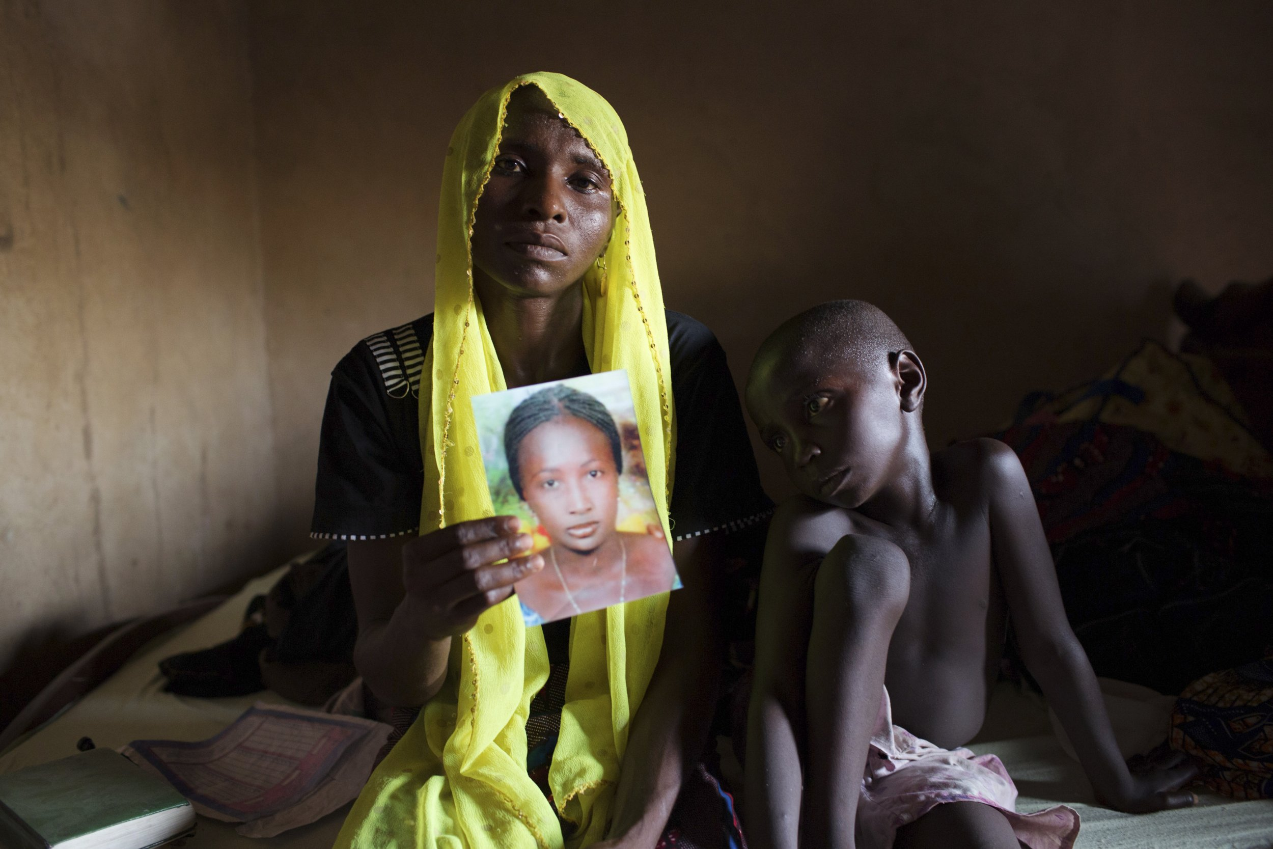 Mother of Boko Haram abductee