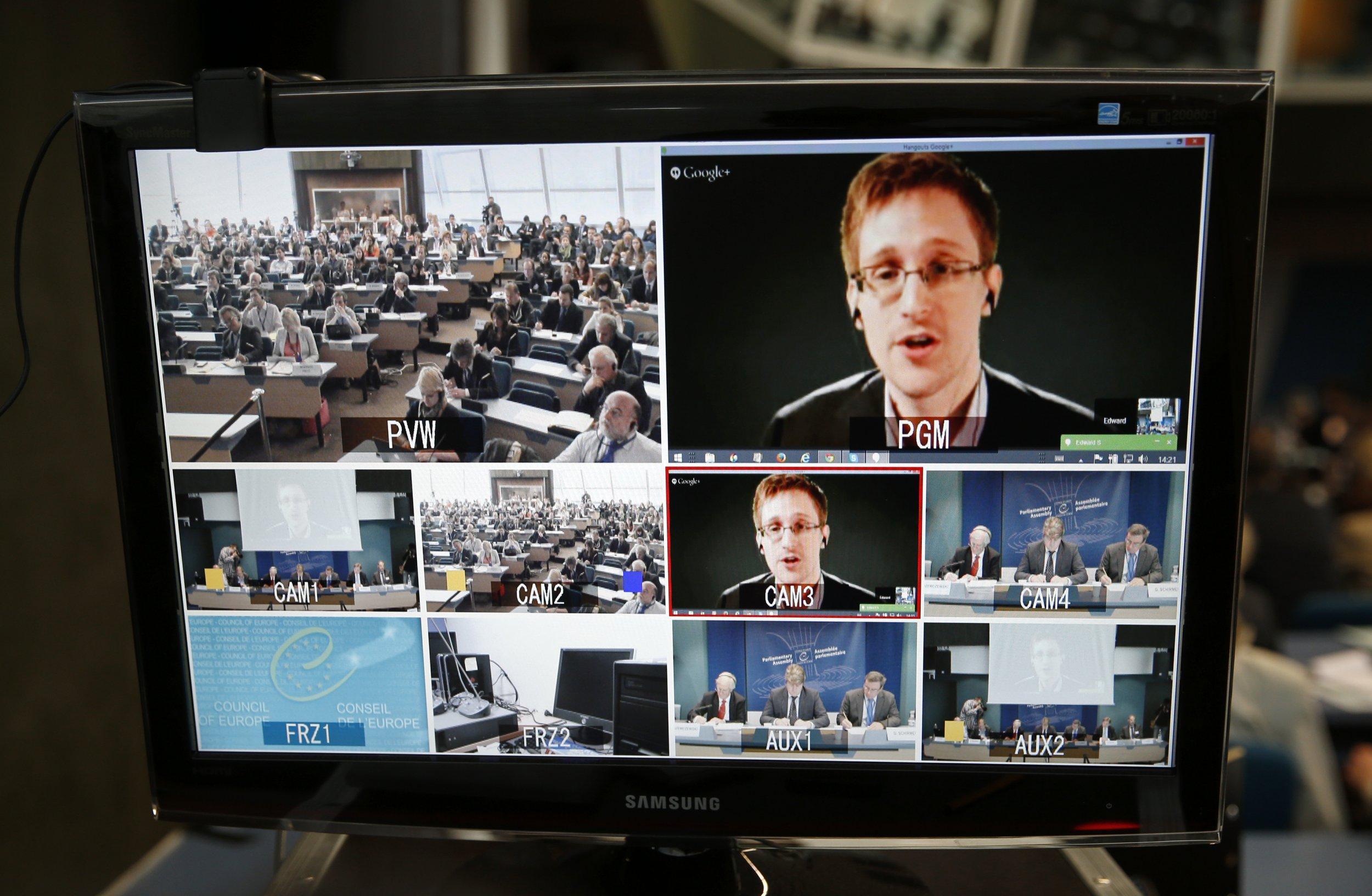 Snowden Call