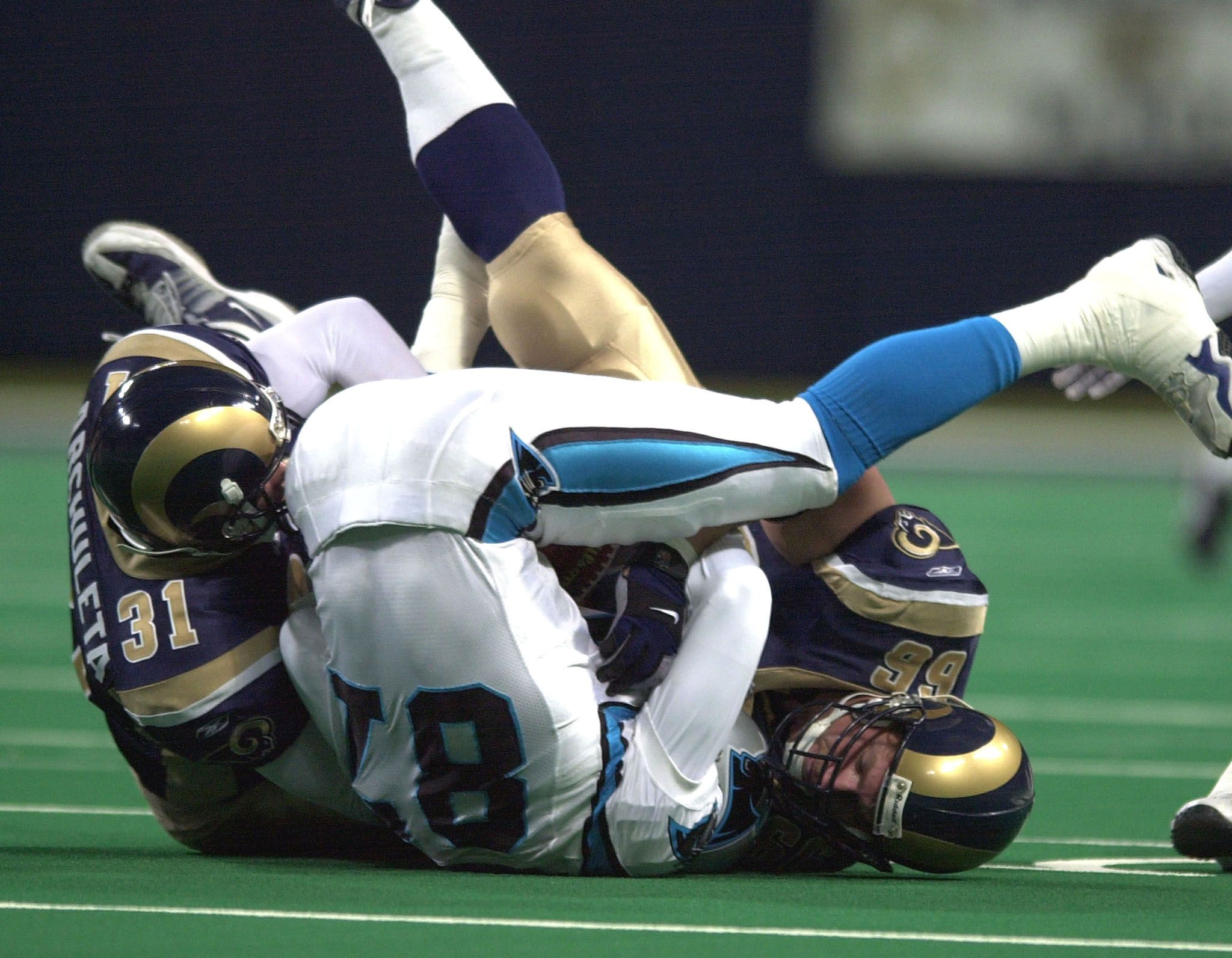 NFL tackle