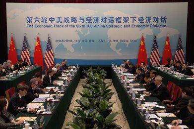 China-U.S. Security and Economic Dialogue