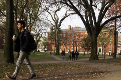 Harvard University, which recently amended its sexual assault policies after heavy criticism in spring.