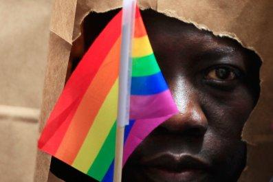 LGBT Ugandan