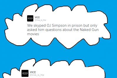 Some of our favorite @Vice_Is_Hip tweets.