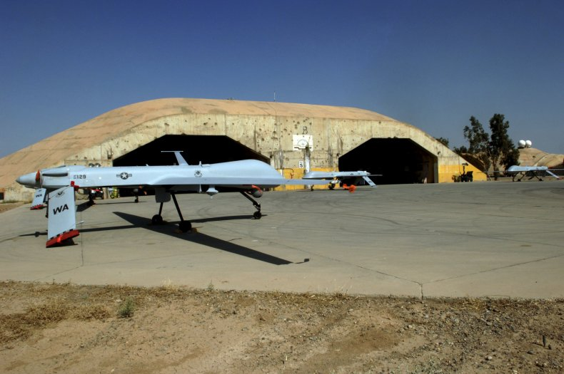 US Army Drone