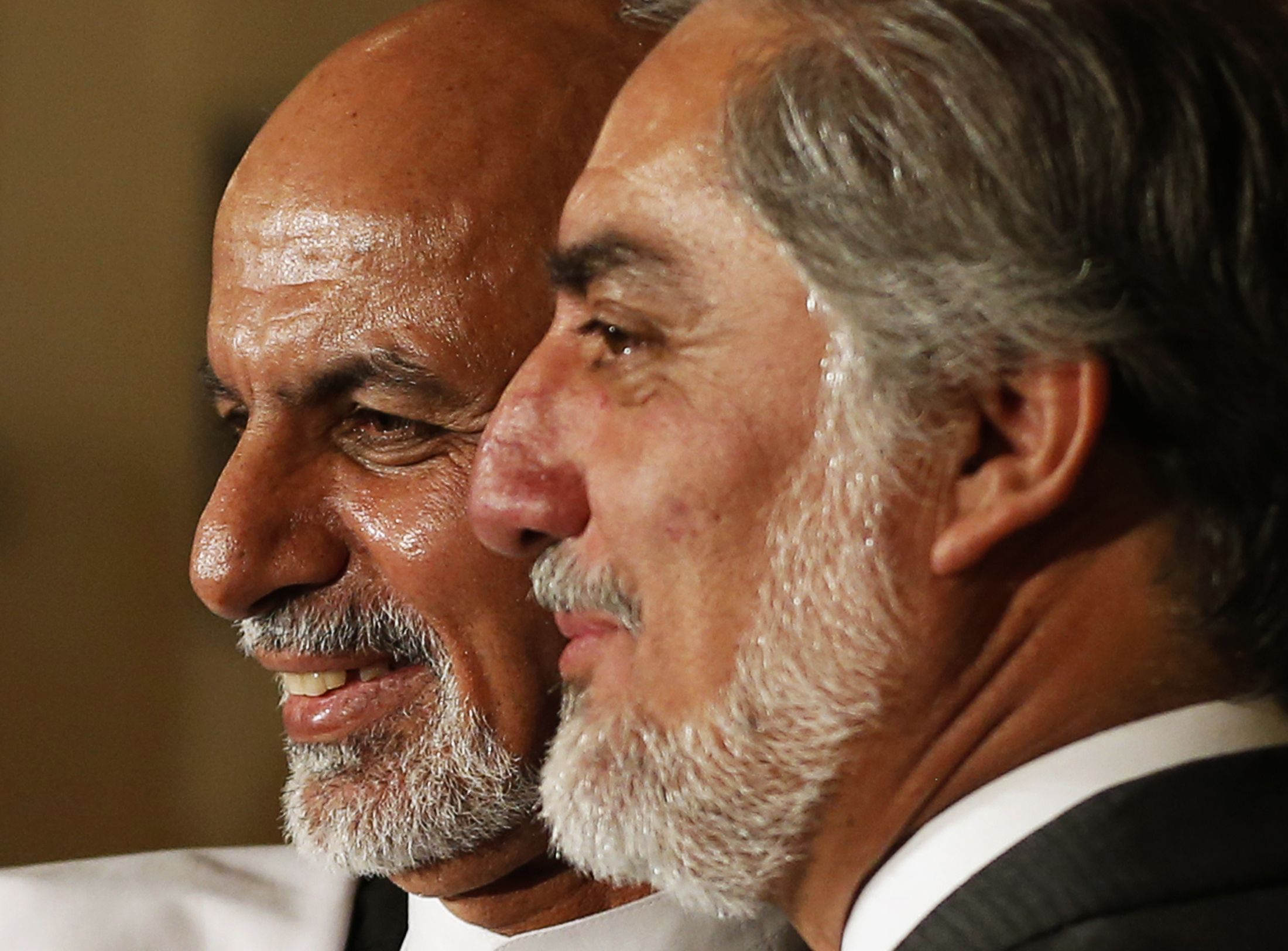 Complete Recount in Afghanistan Presidential Election