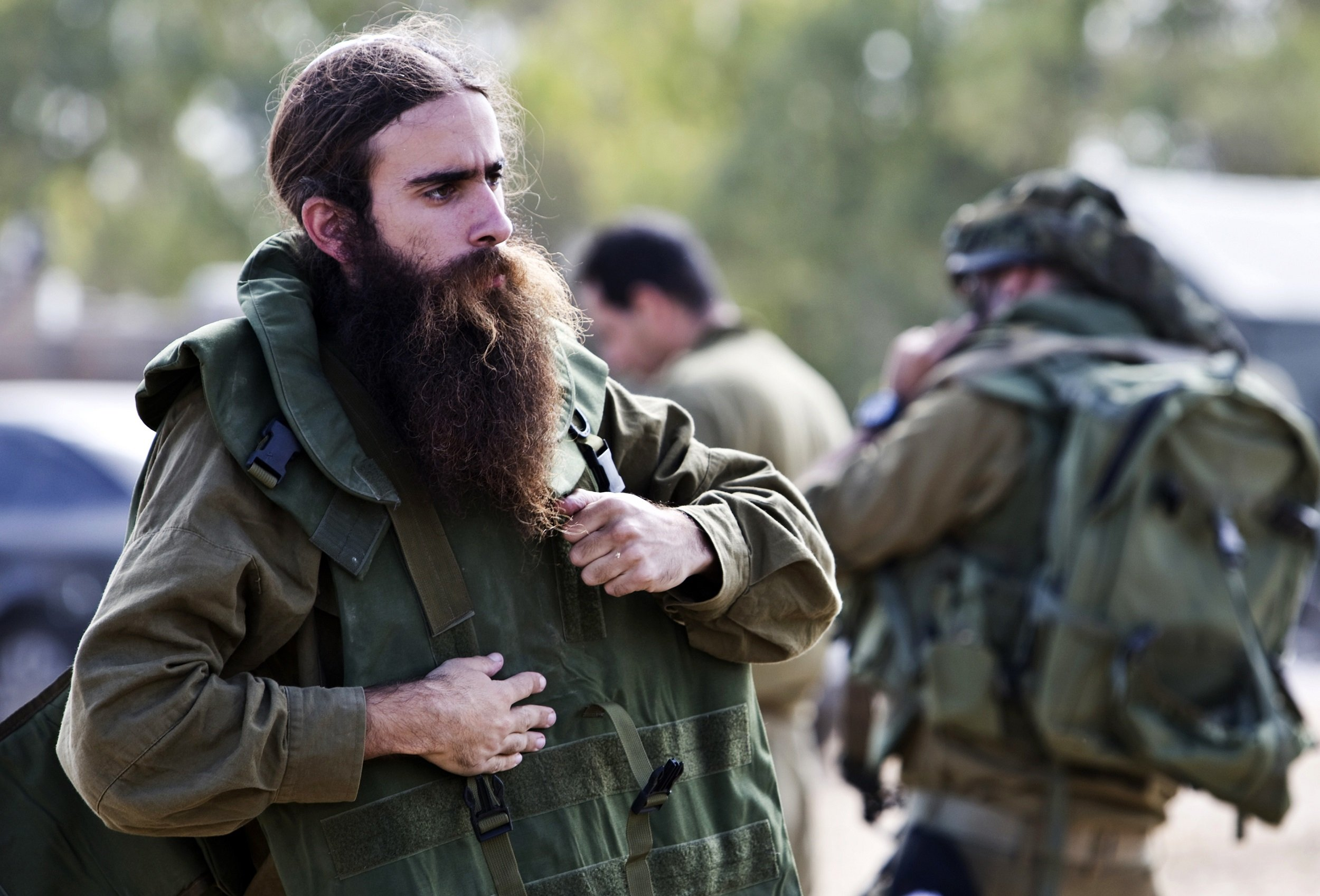 Gaza Invasion: The particular Hunt for Hamas' s  <b> Army </b>  Tunnels