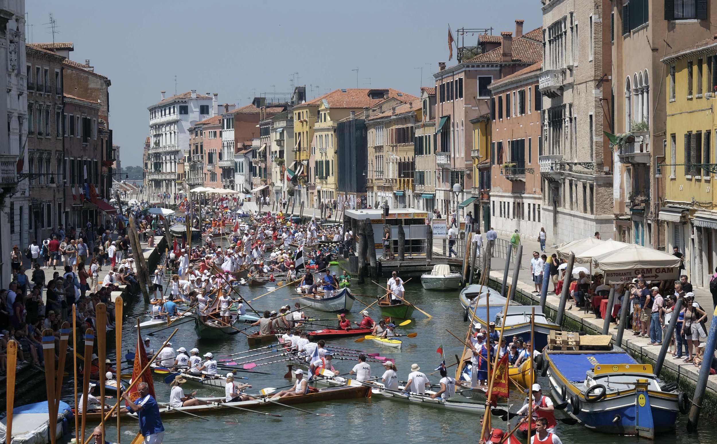 Venice Is Sinking Under A Tidal Wave Of Corruption