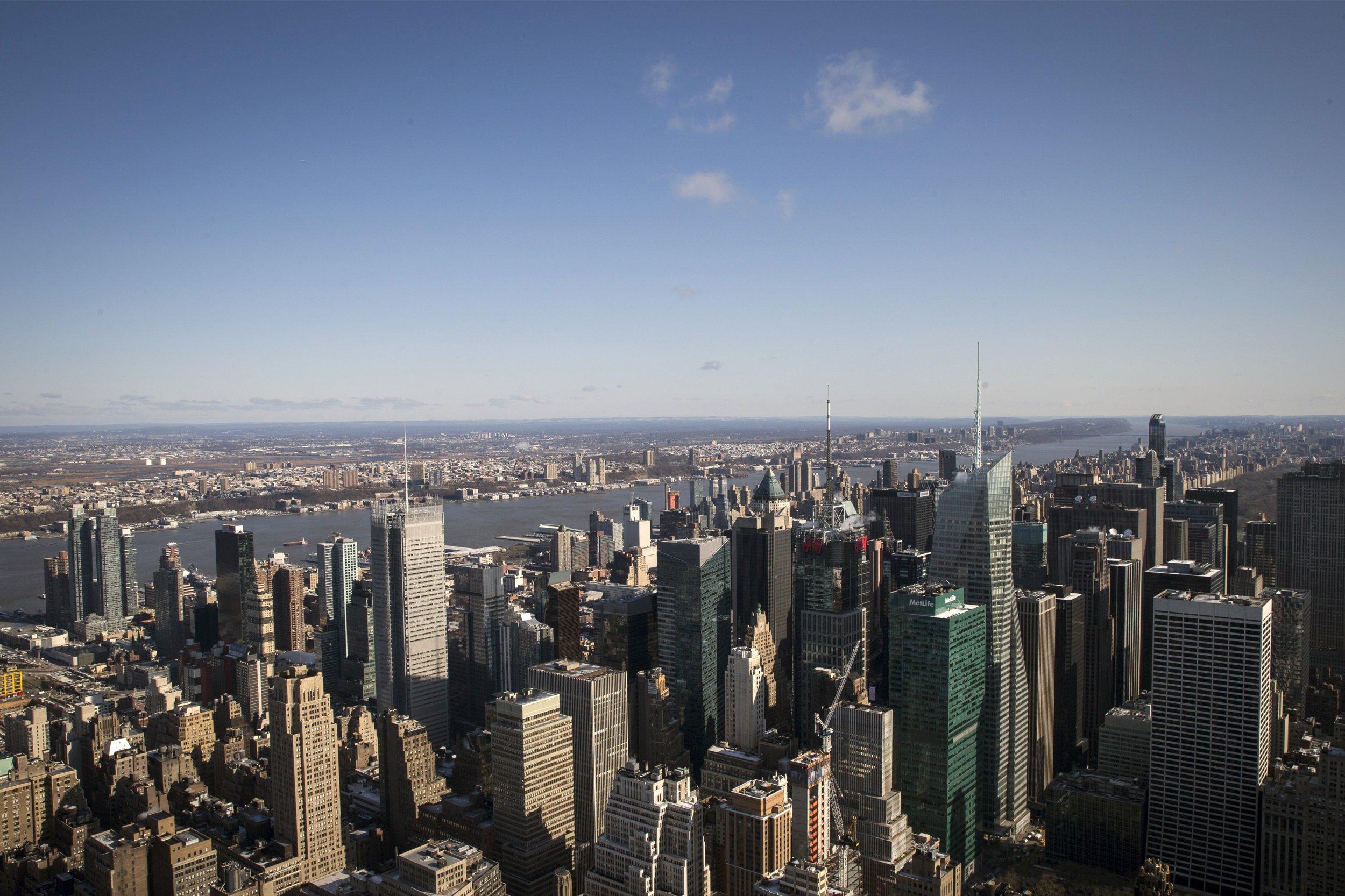 REUTERS/Brendan McDermid & New York City Approves u0027Poor Dooru0027 for Luxury Apartment Building