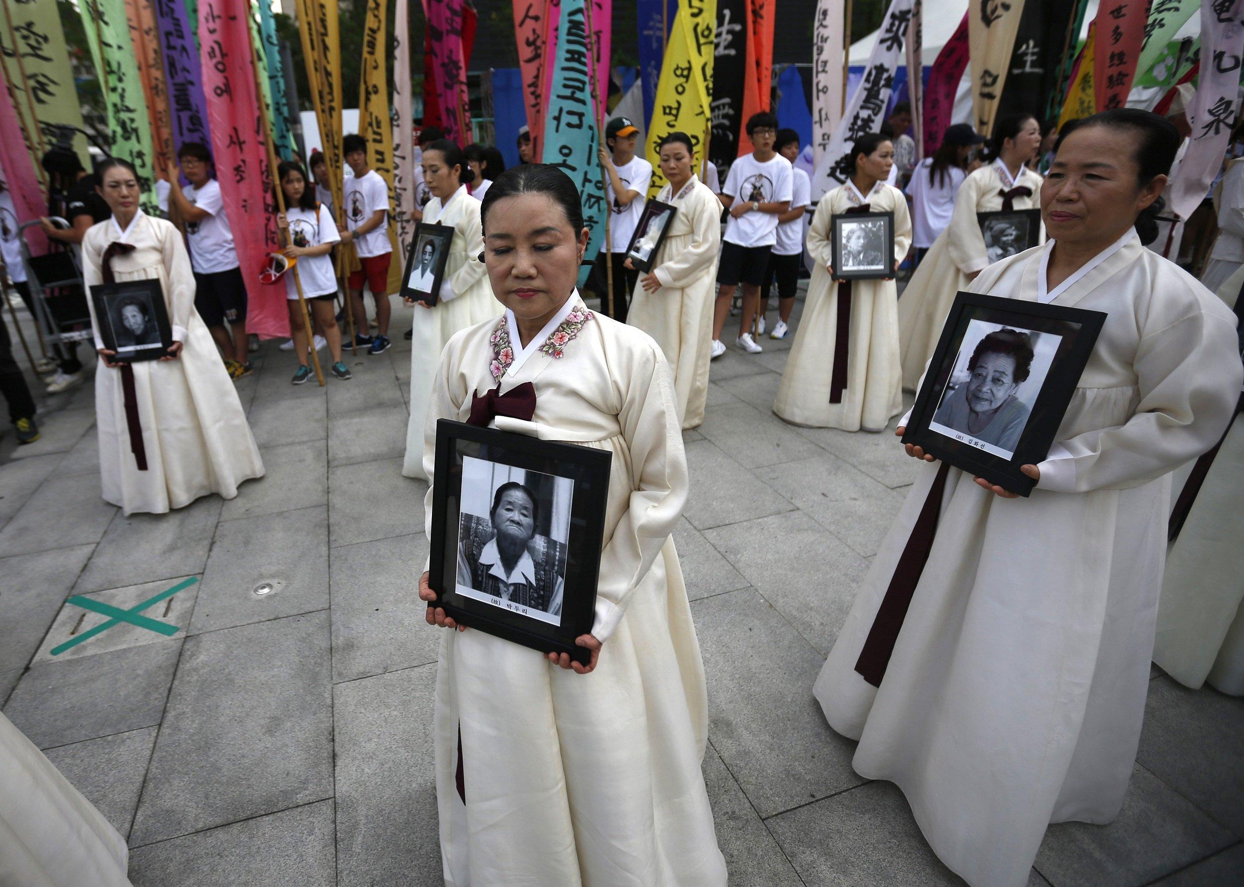Japanese Comfort Women