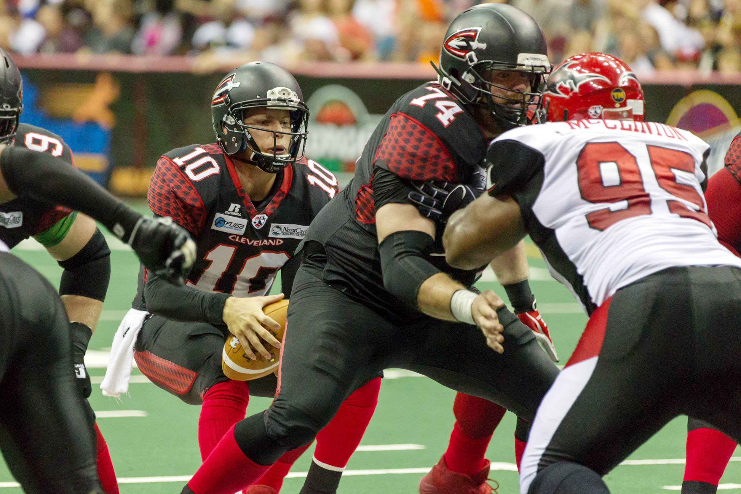 Who Needs Lebron? Cleveland Gladiators may win a championship first