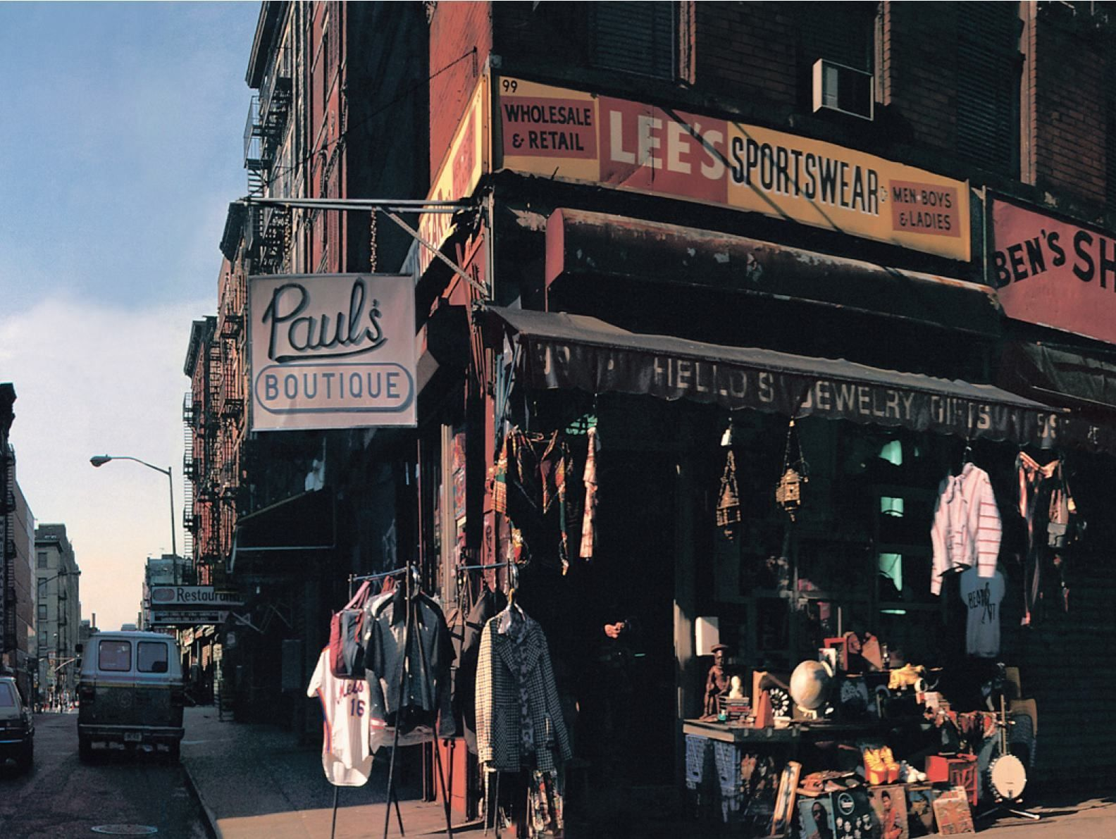 The Paul's Boutique cover.