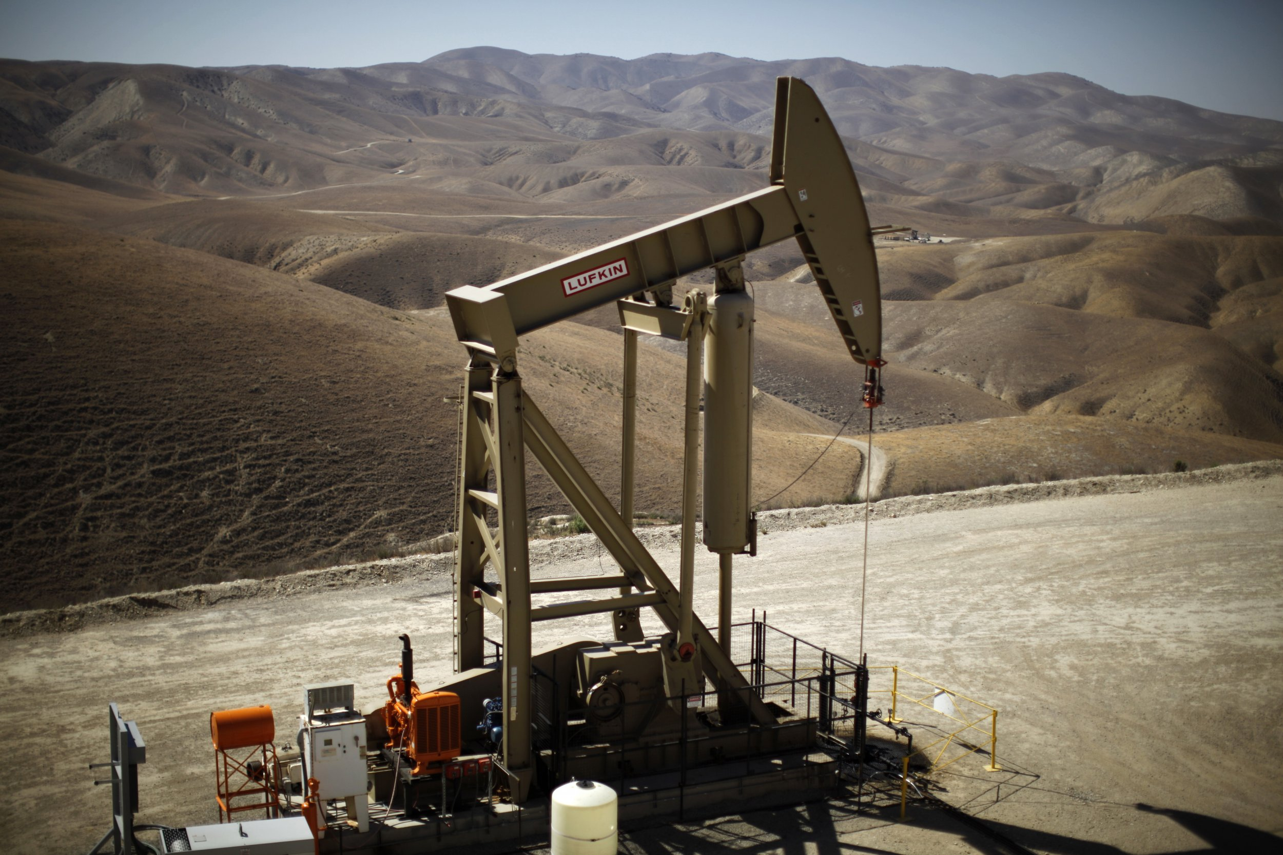 Fracking in California