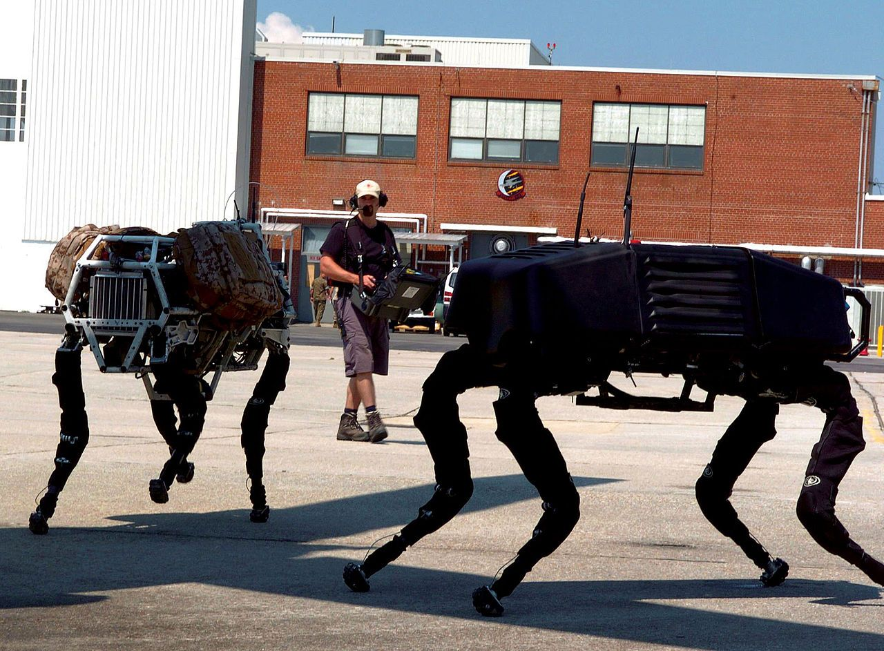 How Robot Dogs Are Changing the Face of Warfare