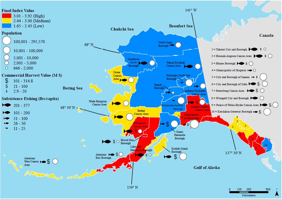 Ocean Acidification Will Hit Most Vulnerable Alaskans Hardest