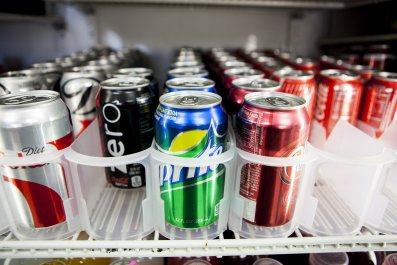 Drinking sugar-sweetened beverages during adolescence impairs memory