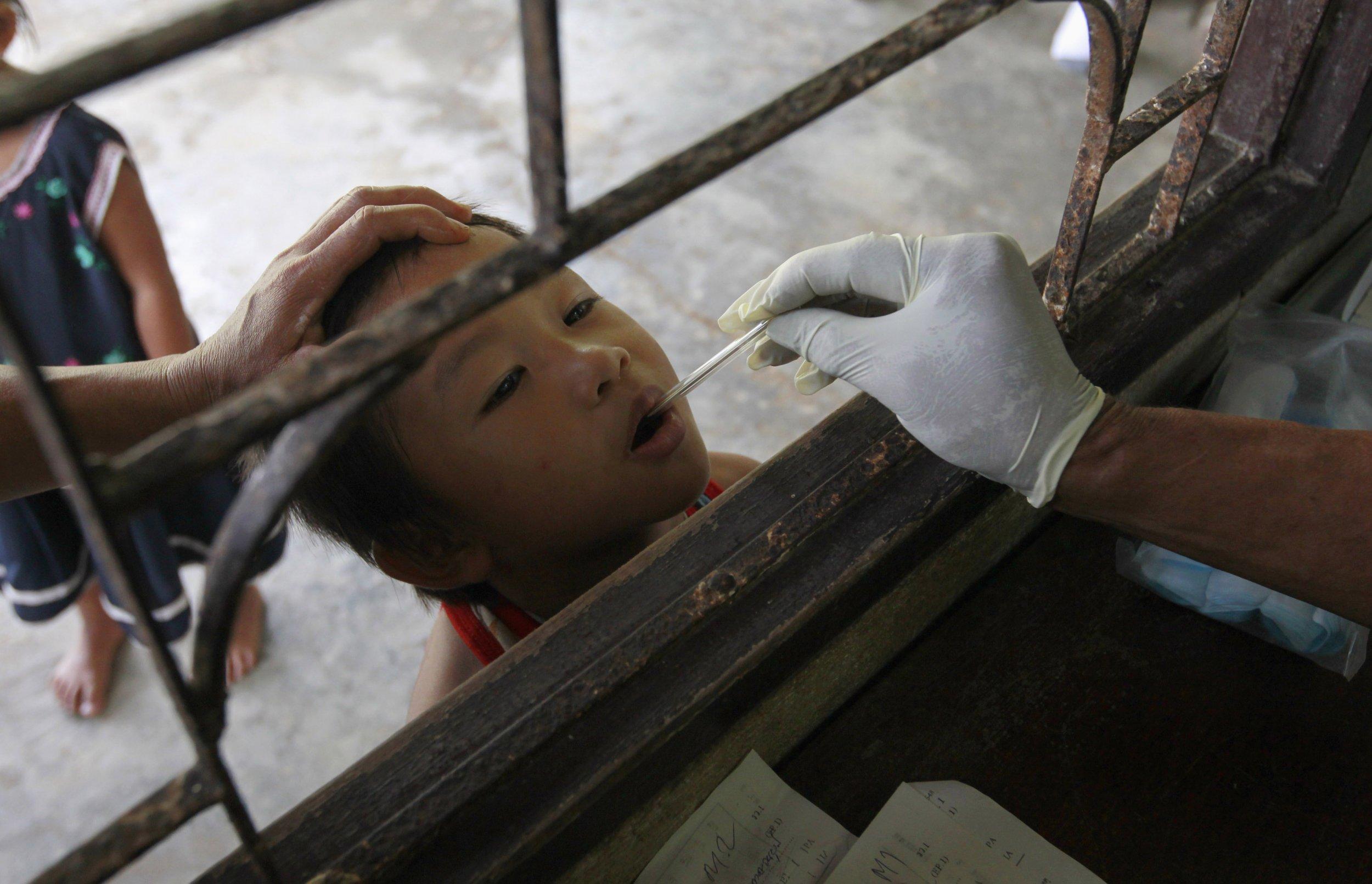 Malaria Thailand
