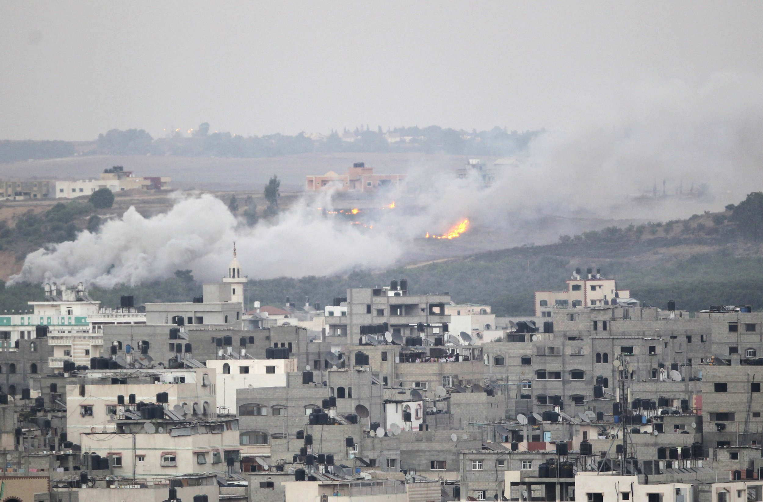 U S  Gives Israel More Grenades and Mortar Rounds for Gaza
