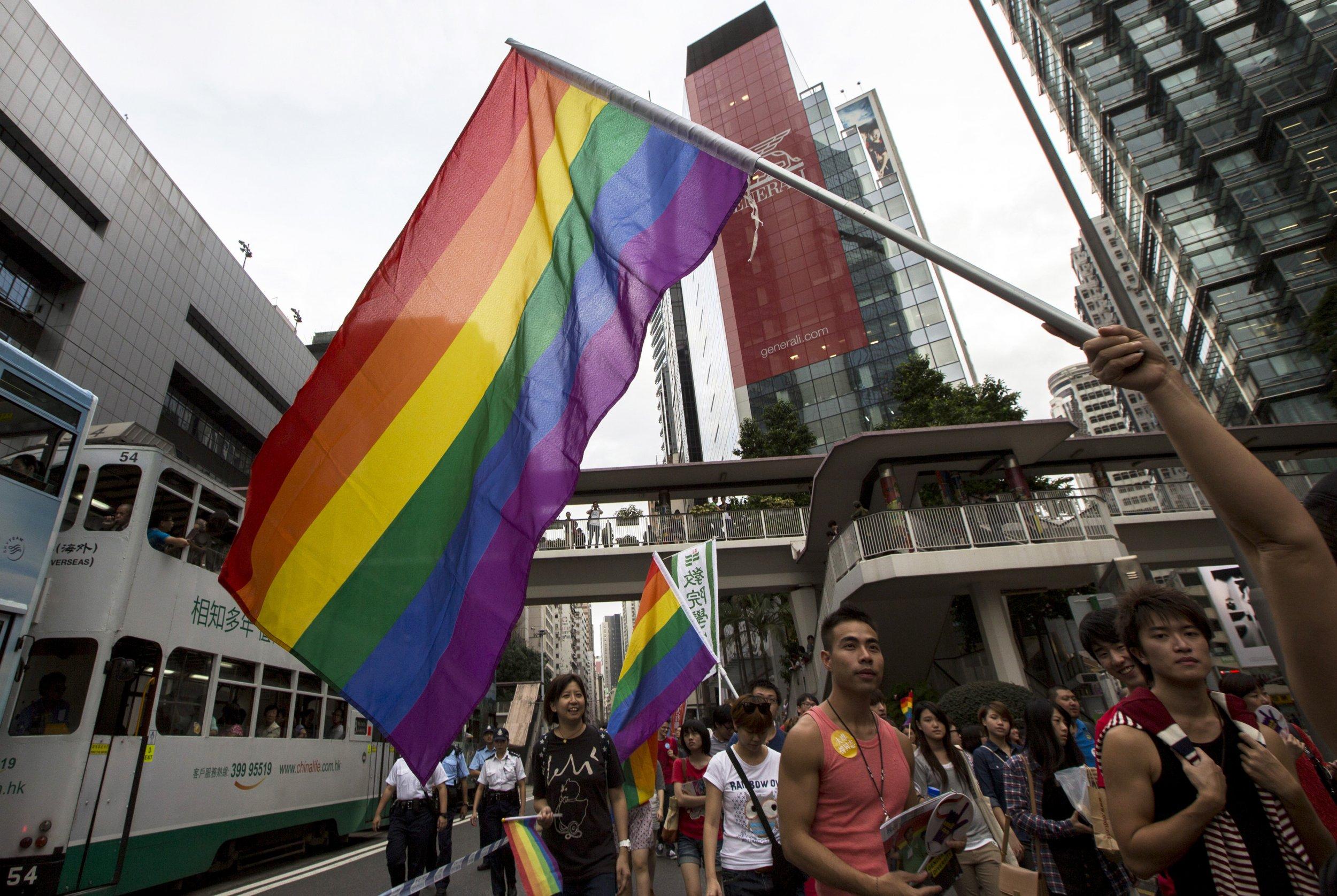 Pride hong kong 2013
