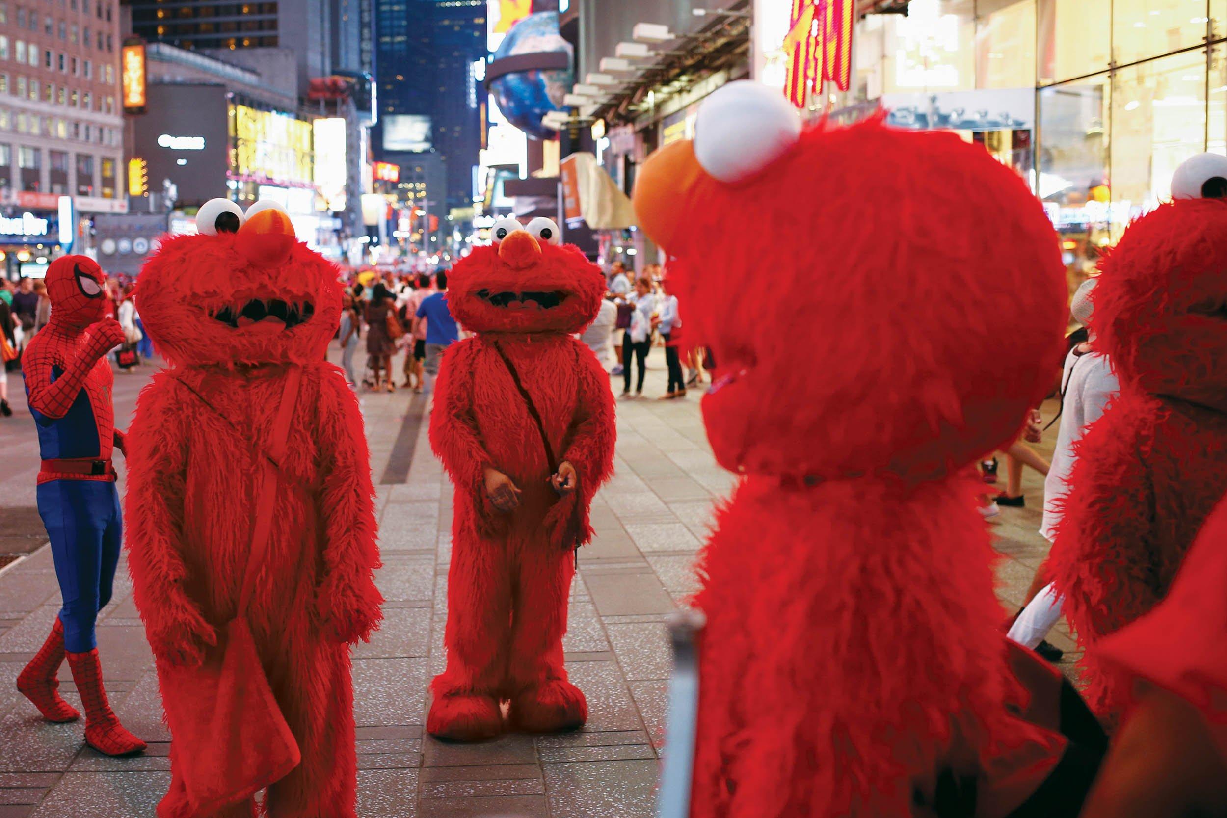 St. Elmo's Fired