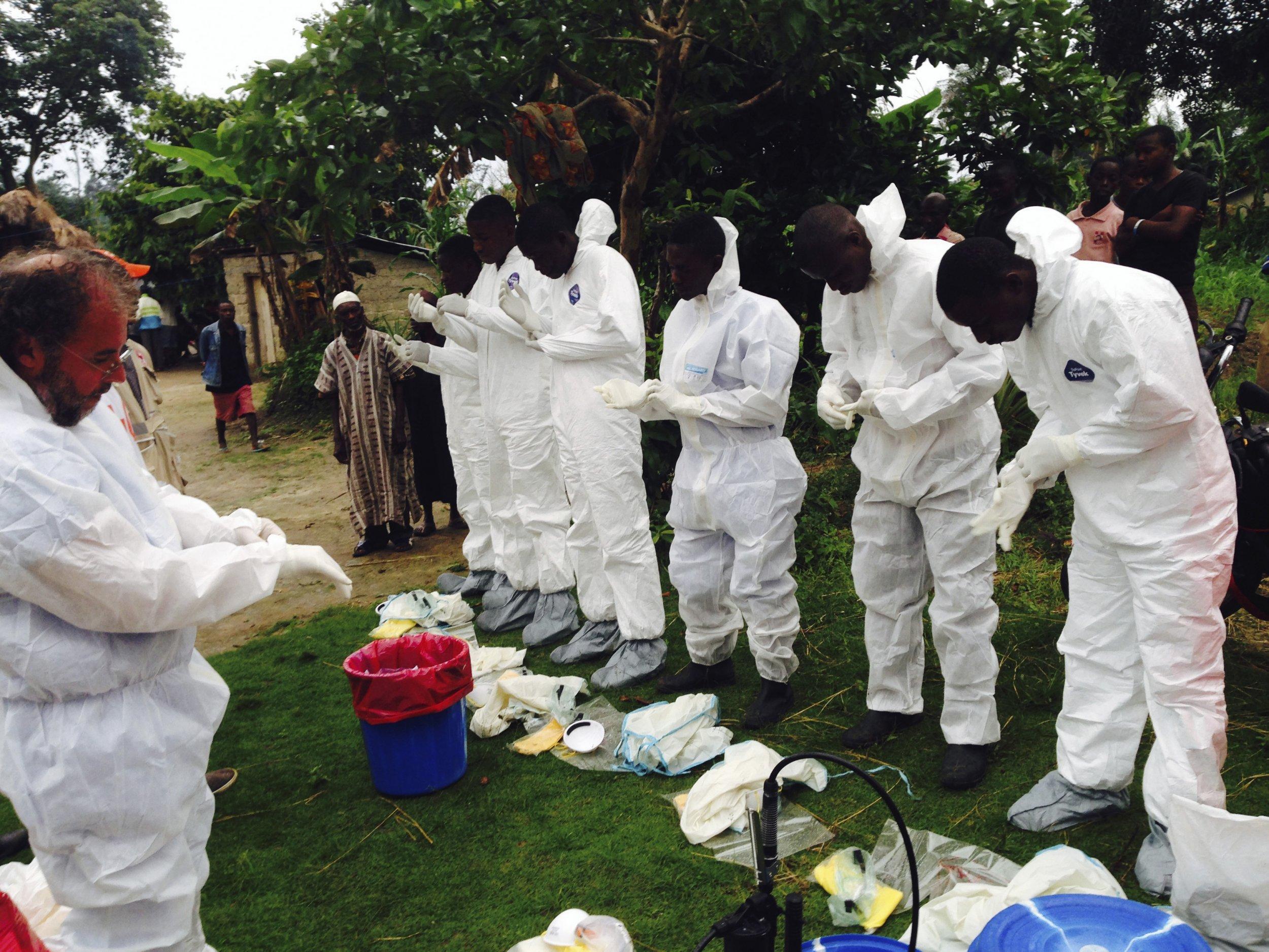EbolaVolunteers