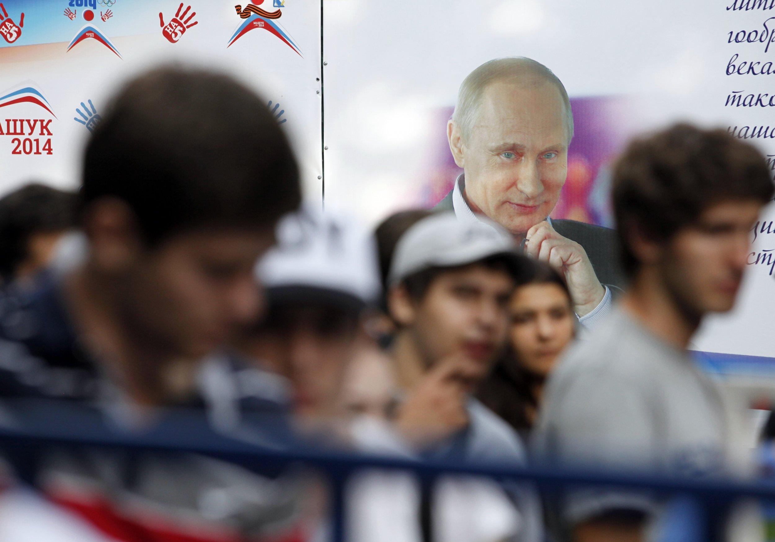 Will Putin Invade Ukraine?