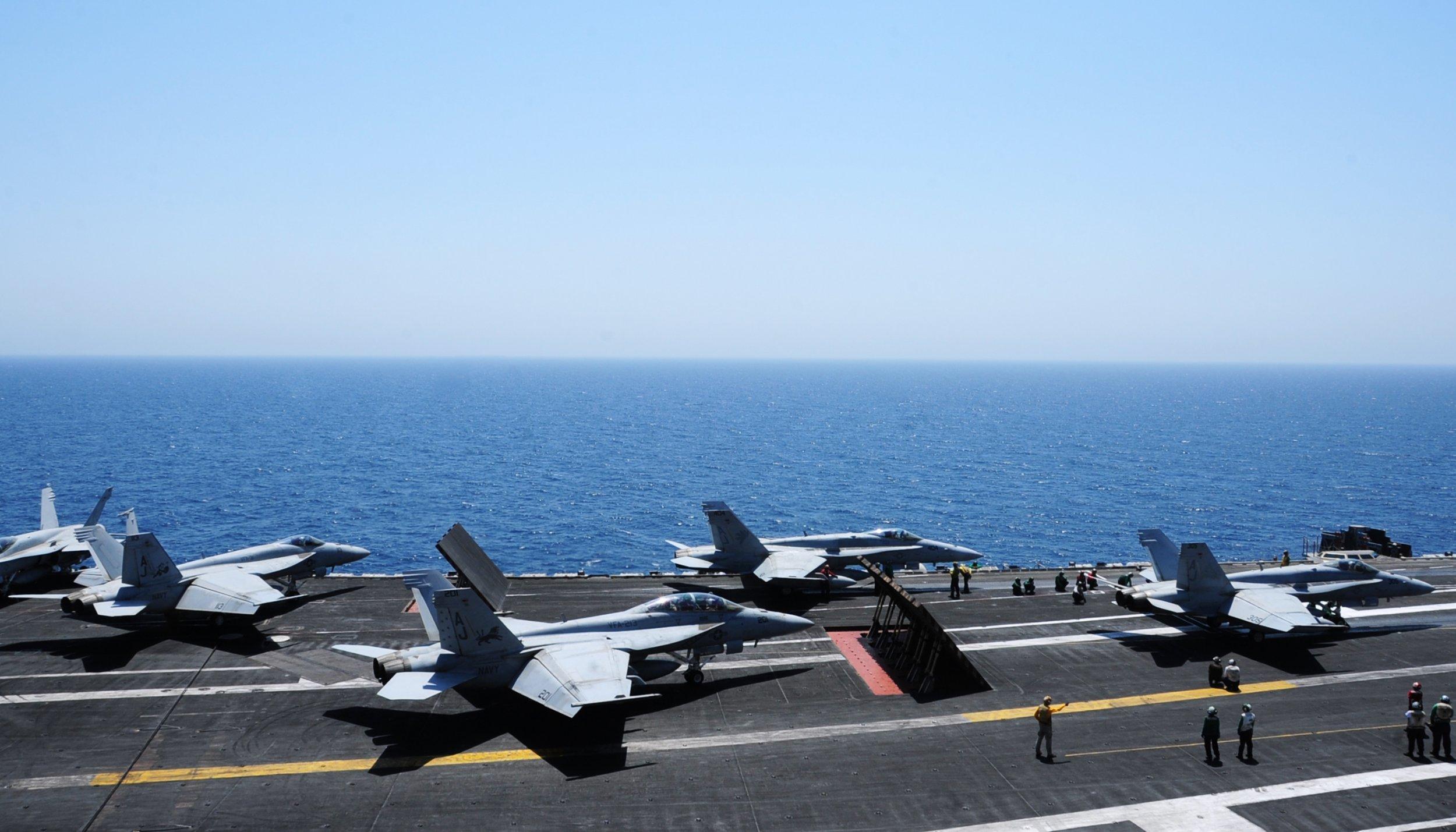 U.S. Aircraft