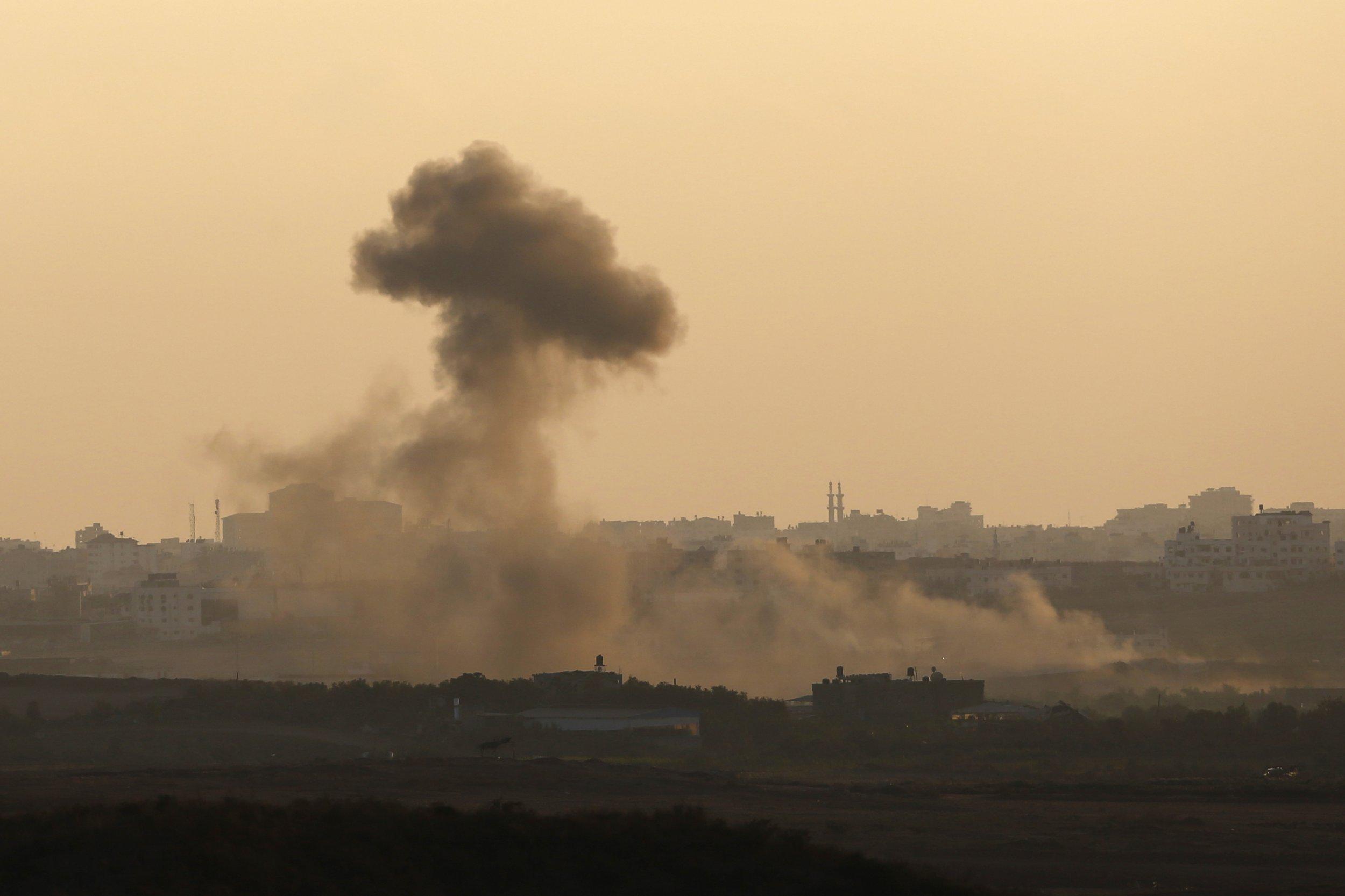 Gaza-Attack-August-9-2014