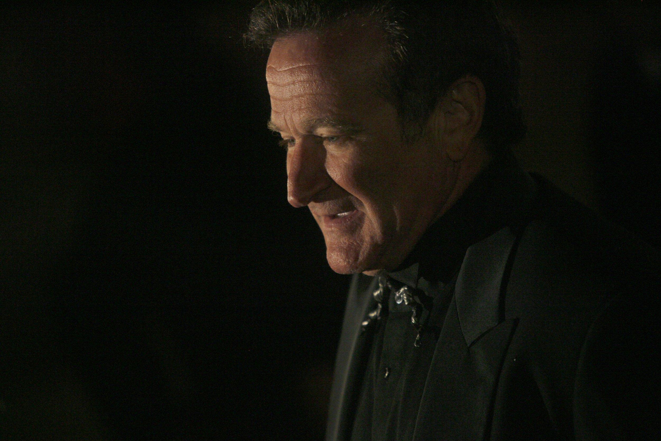 Robin Williams :(