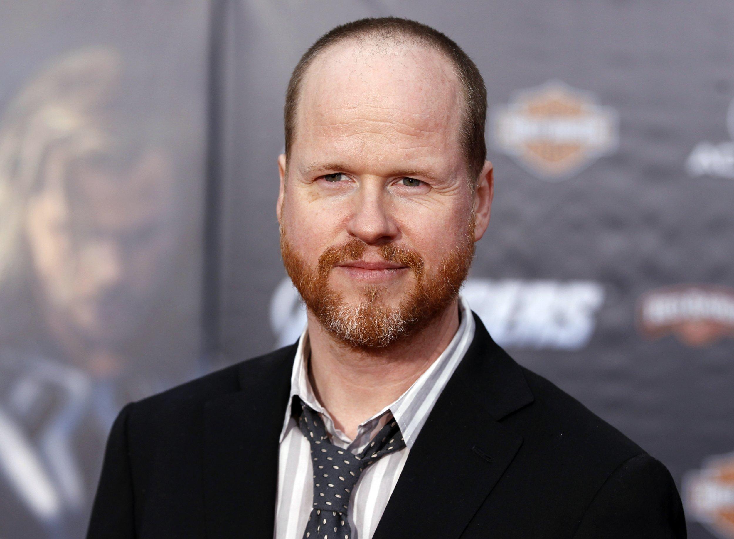 Joss Whedon in 2012.