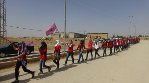 YPG Youth Parade