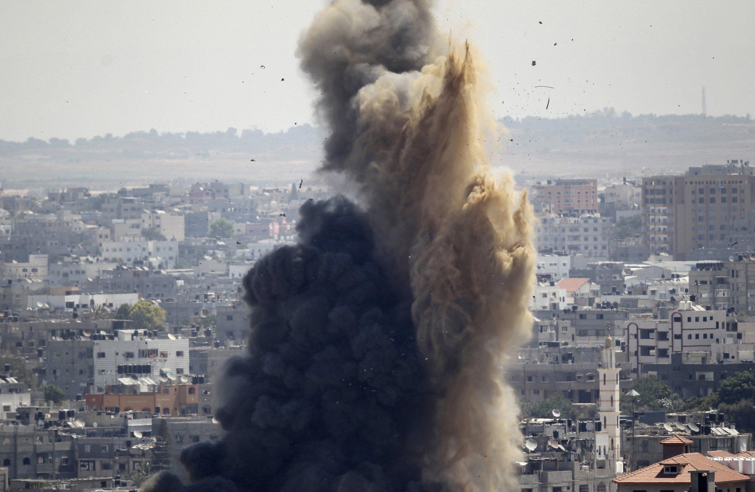 Israeli strike
