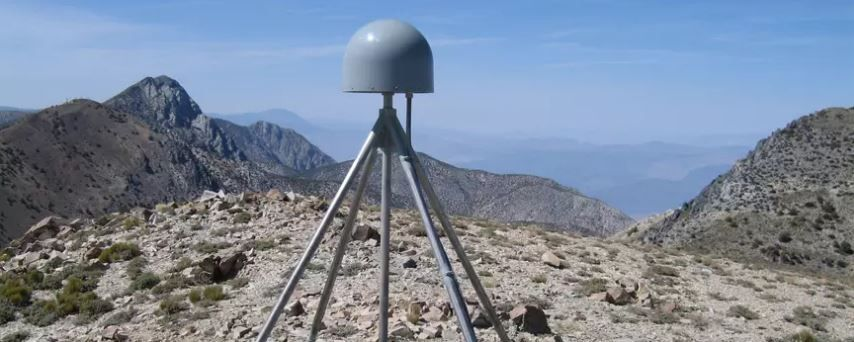 GPS-station