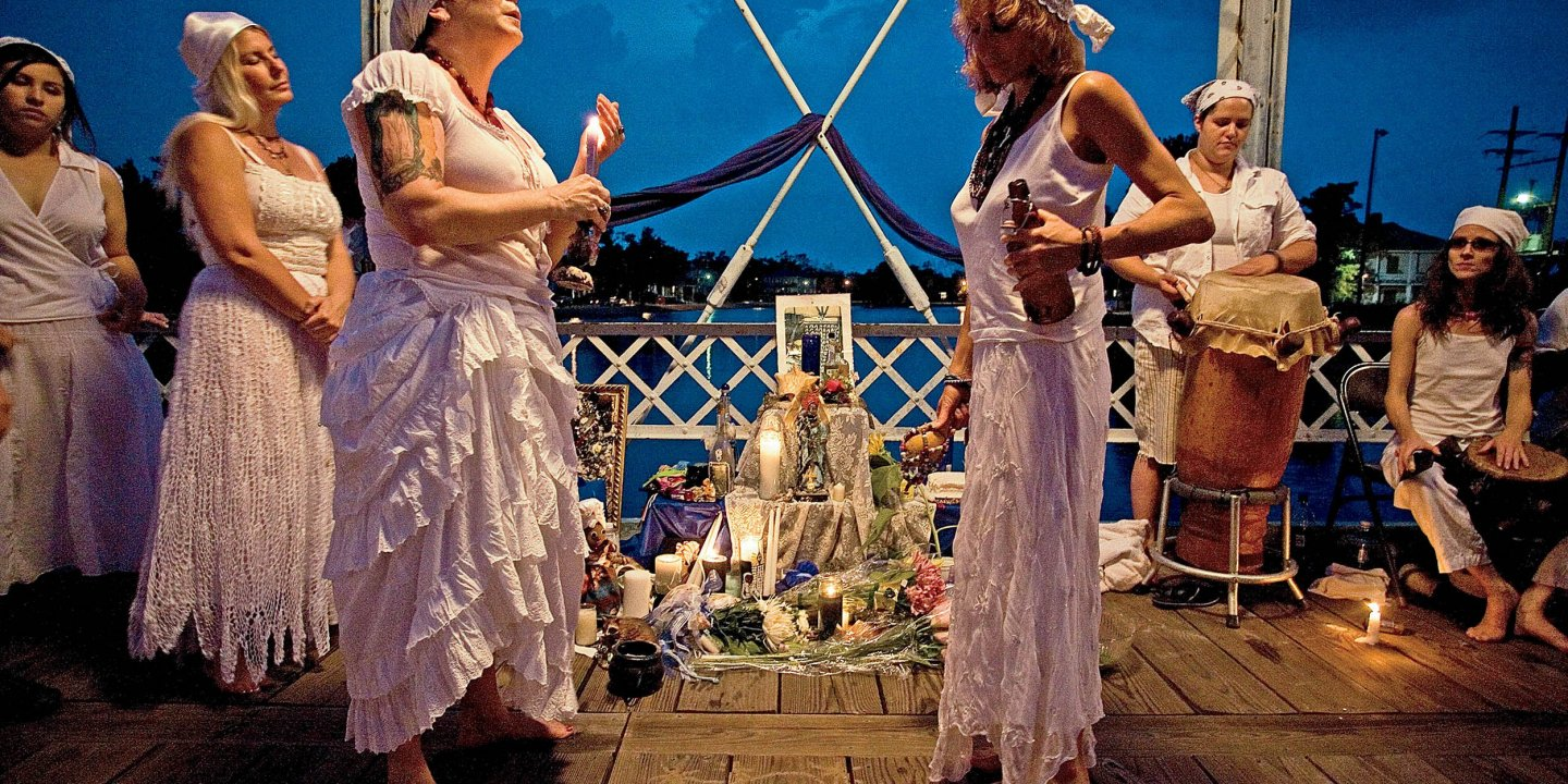 Voodoo Is Rebounding in New Orleans After Hurricane Katrina