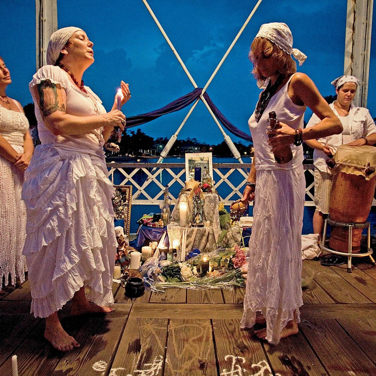 Voodoo Is Rebounding in New Orleans After Hurricane Katrina