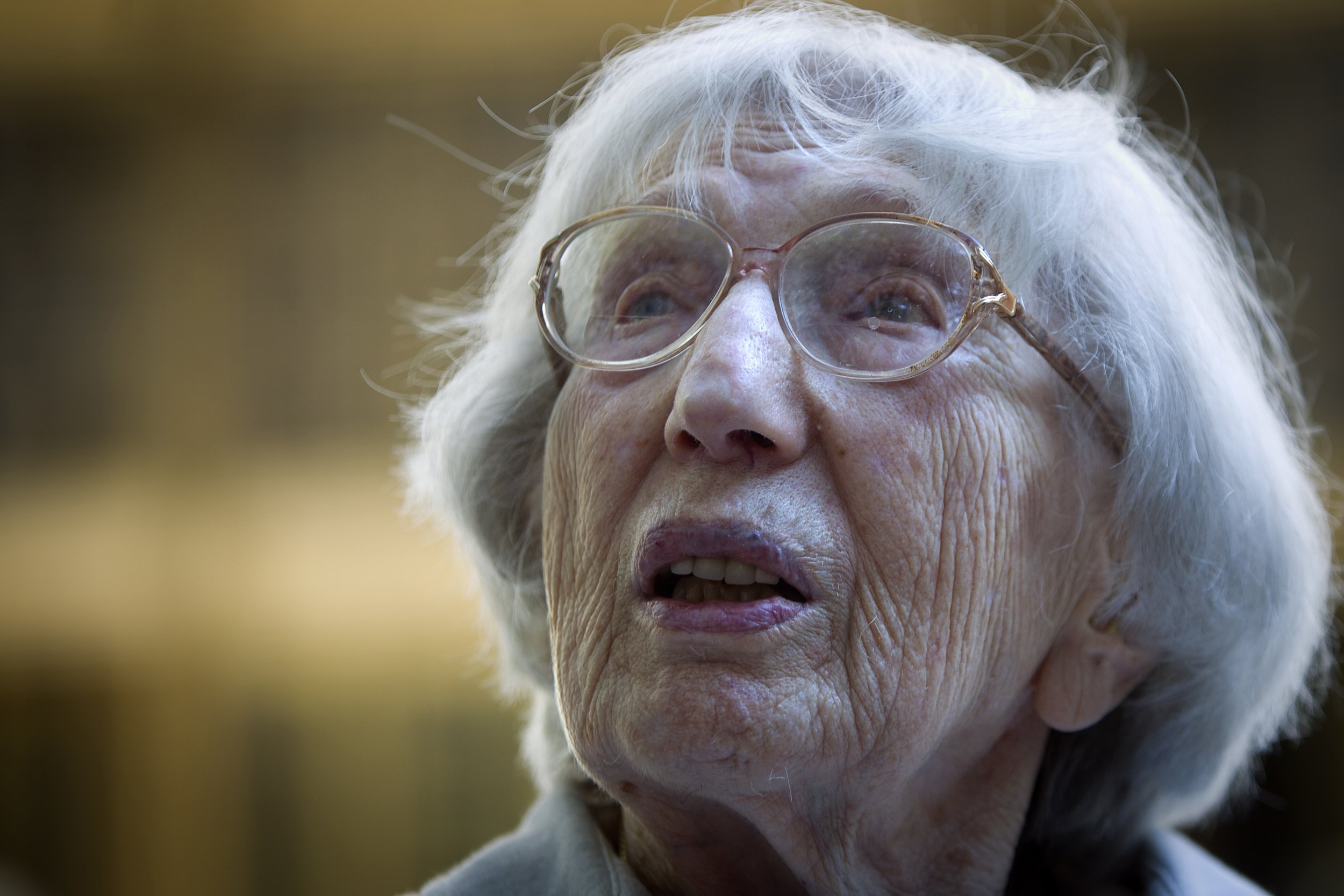 Miriam Moskowitz, 98, Tries to Clear Her Name