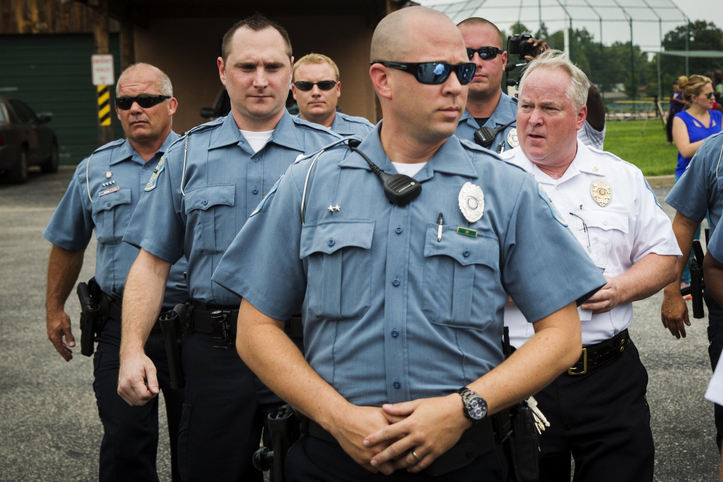 8-29-Ferugson-Police