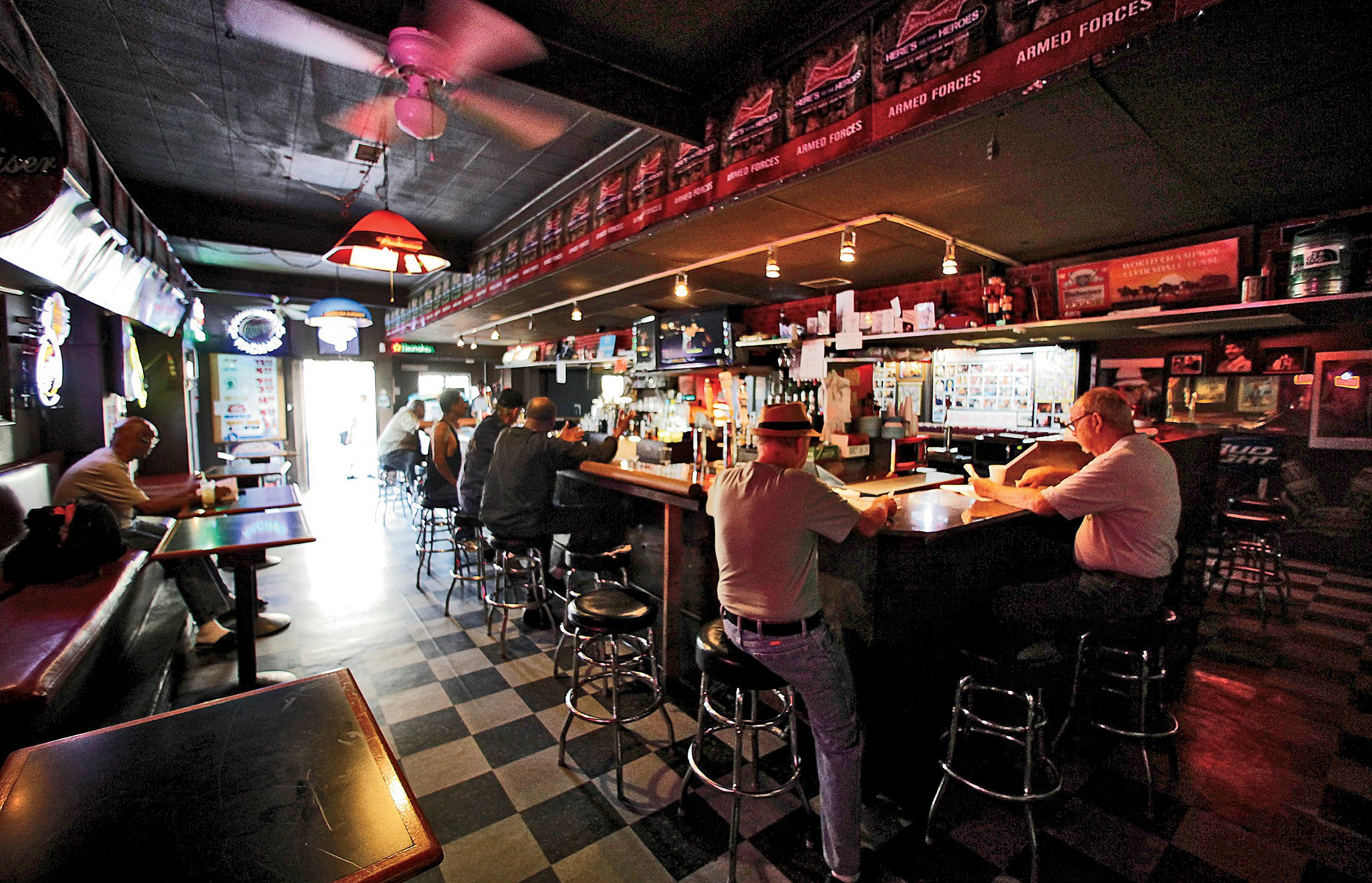 Yuppies are killing the dive bar - Pictures of bars ...